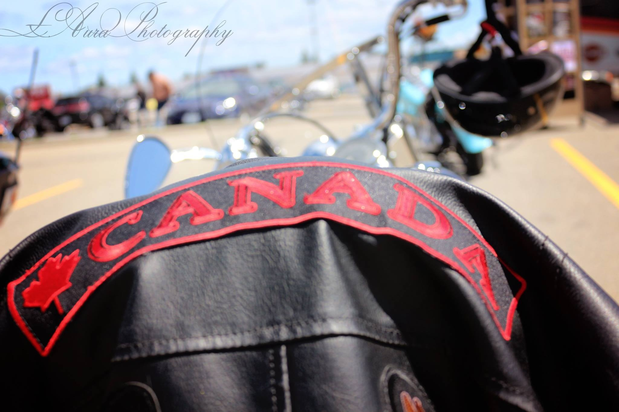 Proud Canadian by Laura Lee Byers