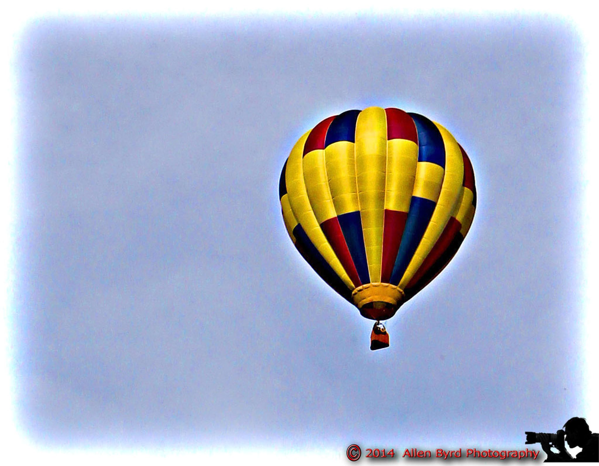Baloon-1 by Allen Byrd Photography