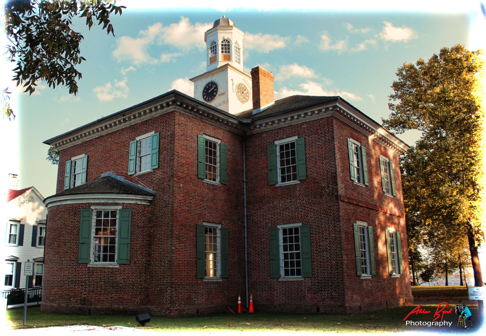 edenton courthouse-4 by Allen Byrd Photography