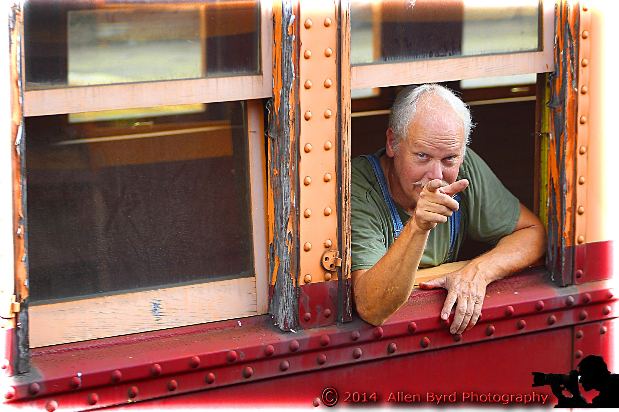 gsmr-conductor-1 by Allen Byrd Photography