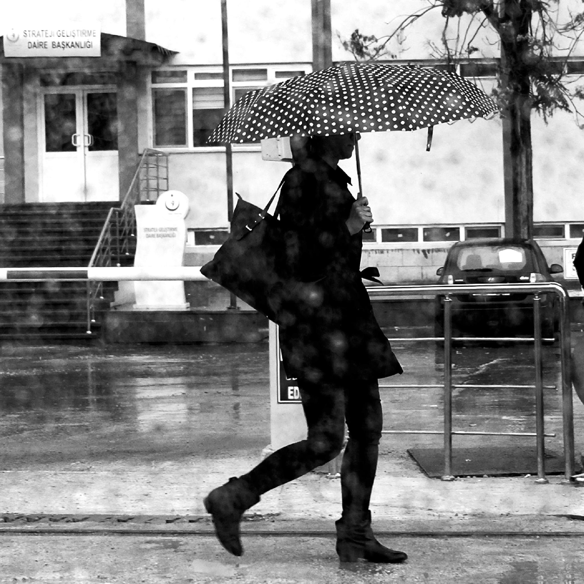 Photo in Street Photography #street #autumn #sadness #rain #people