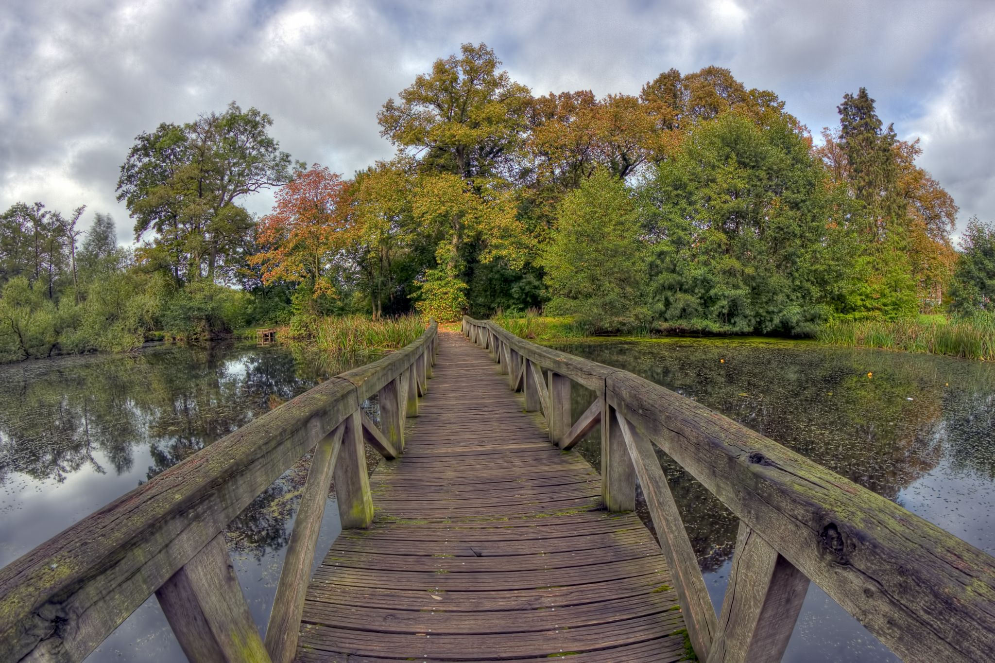 Parc Verviers by Yves Droeven