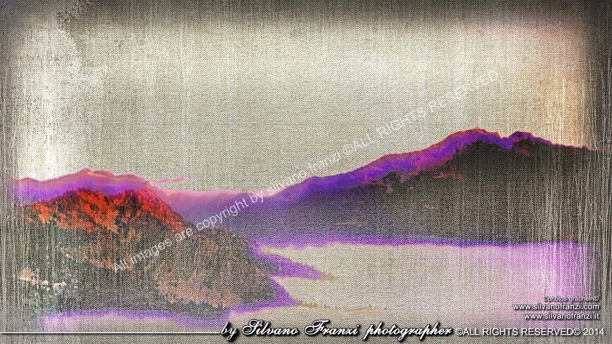 Mountains texture by SILVANO FRANZI