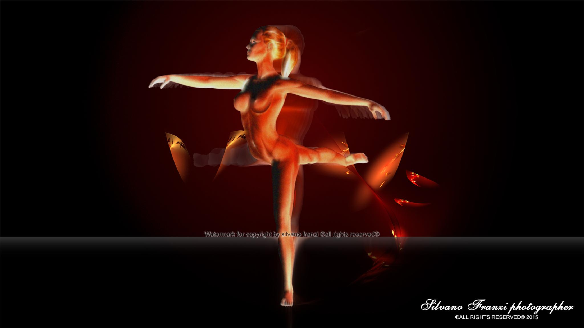 Danseuse (dancer of the carillon) by SILVANO FRANZI