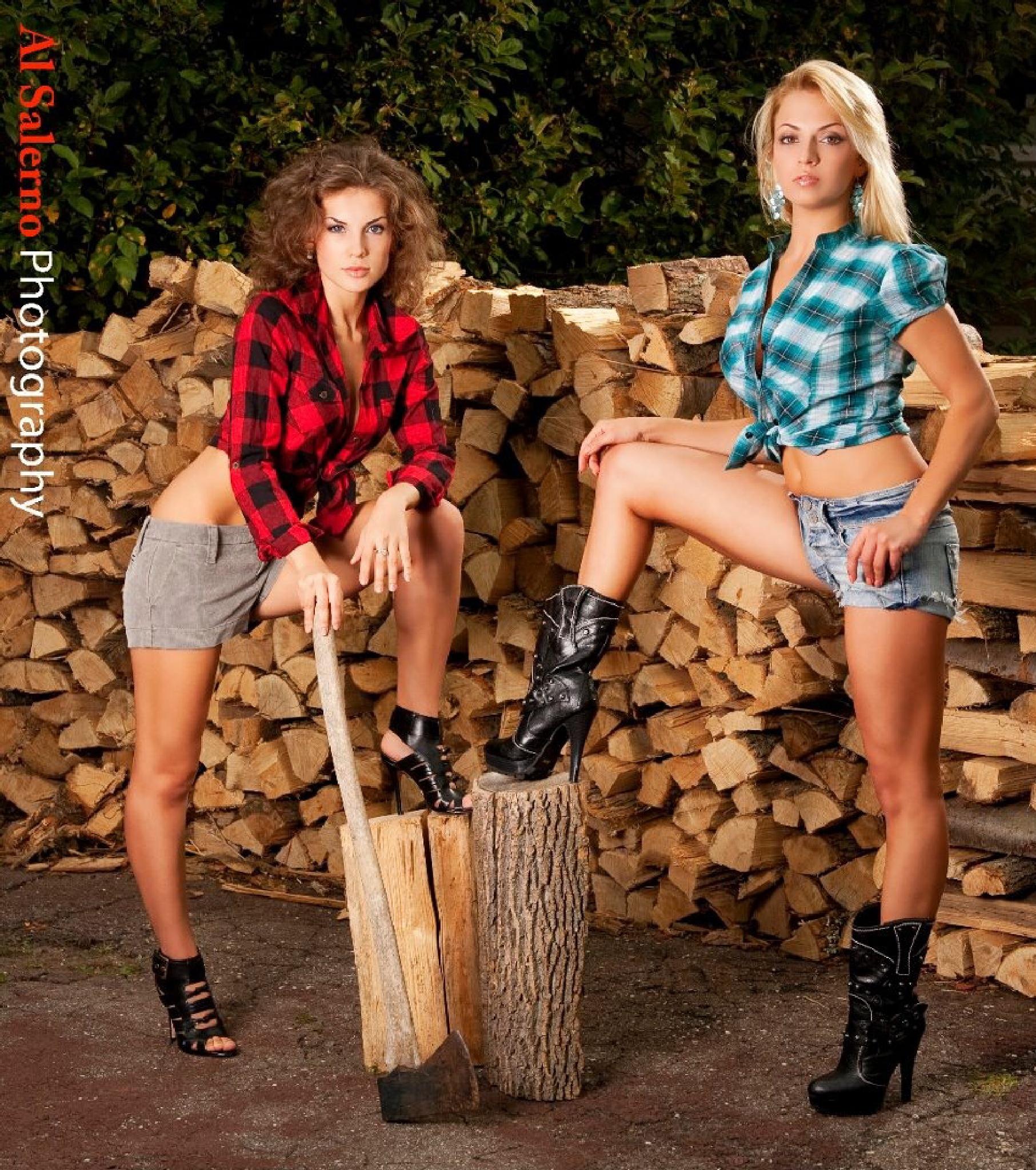 Got Wood? by Al Salerno