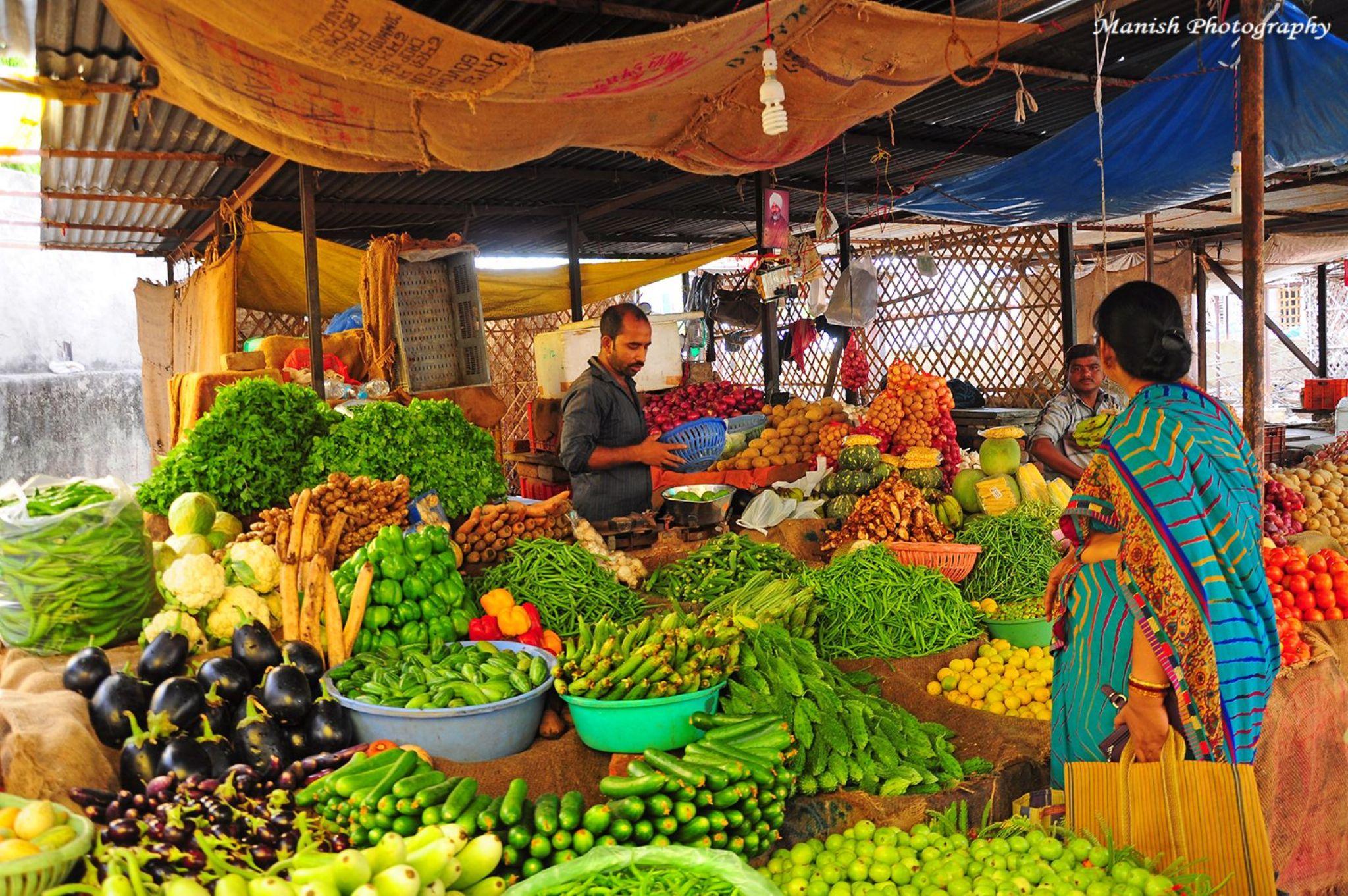 "PhotoWalk :- ""COLOURS"" in LAL KOTHI MANDI. Jaipur 29/06/2014 by Maneesh Sharma"