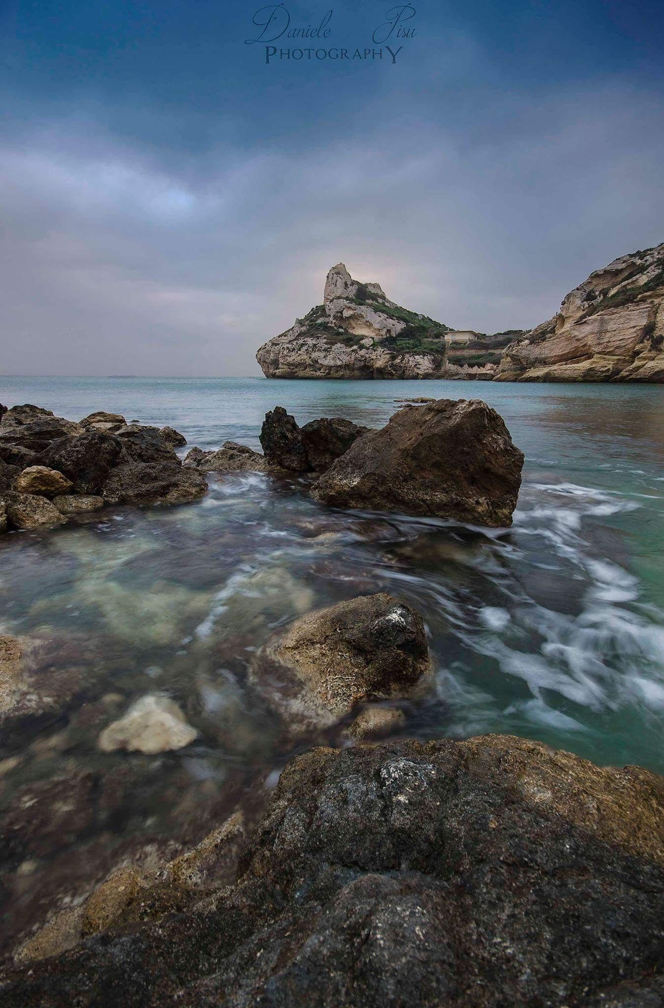 Photo in Landscape #nikon #mare #sea #landescape #love #sardinia #like #sunset