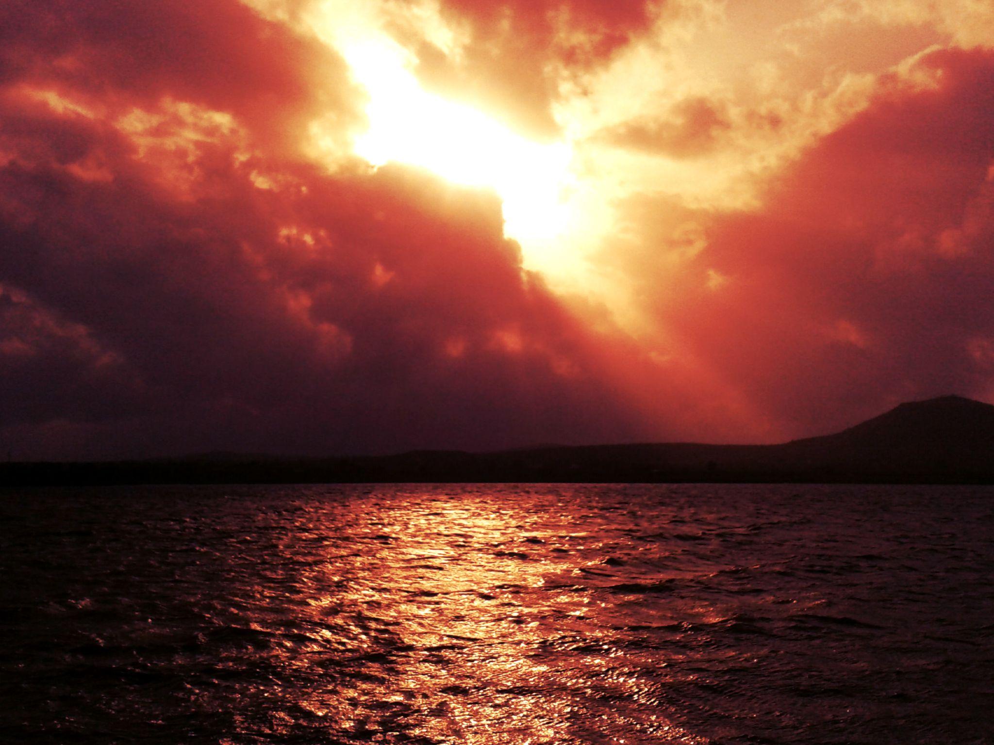 Sunset by Aditya kulkarni