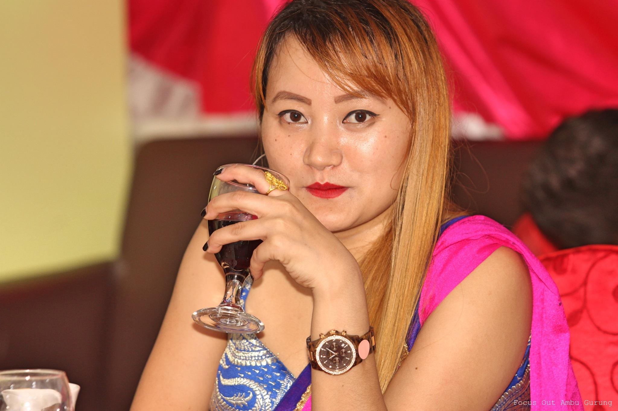 Untitled by Ambu Gurung