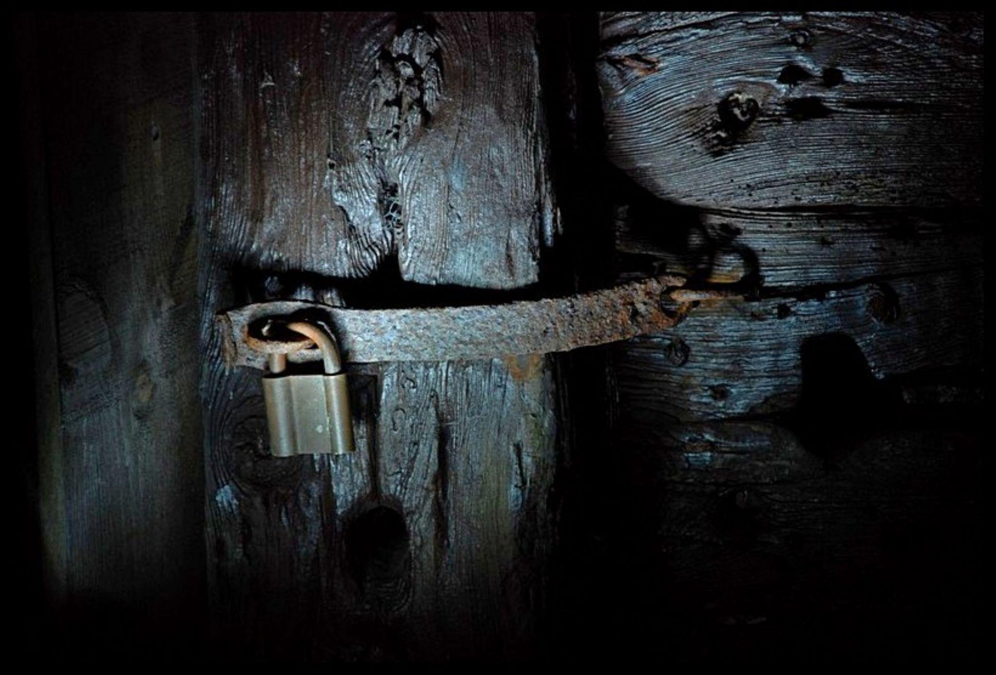 Lock by Elisabeth Garberg