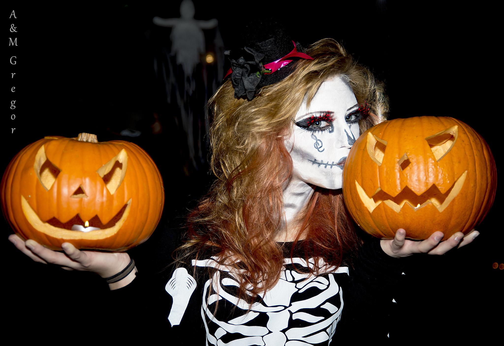 Photo in Portrait #halloween #girl #people