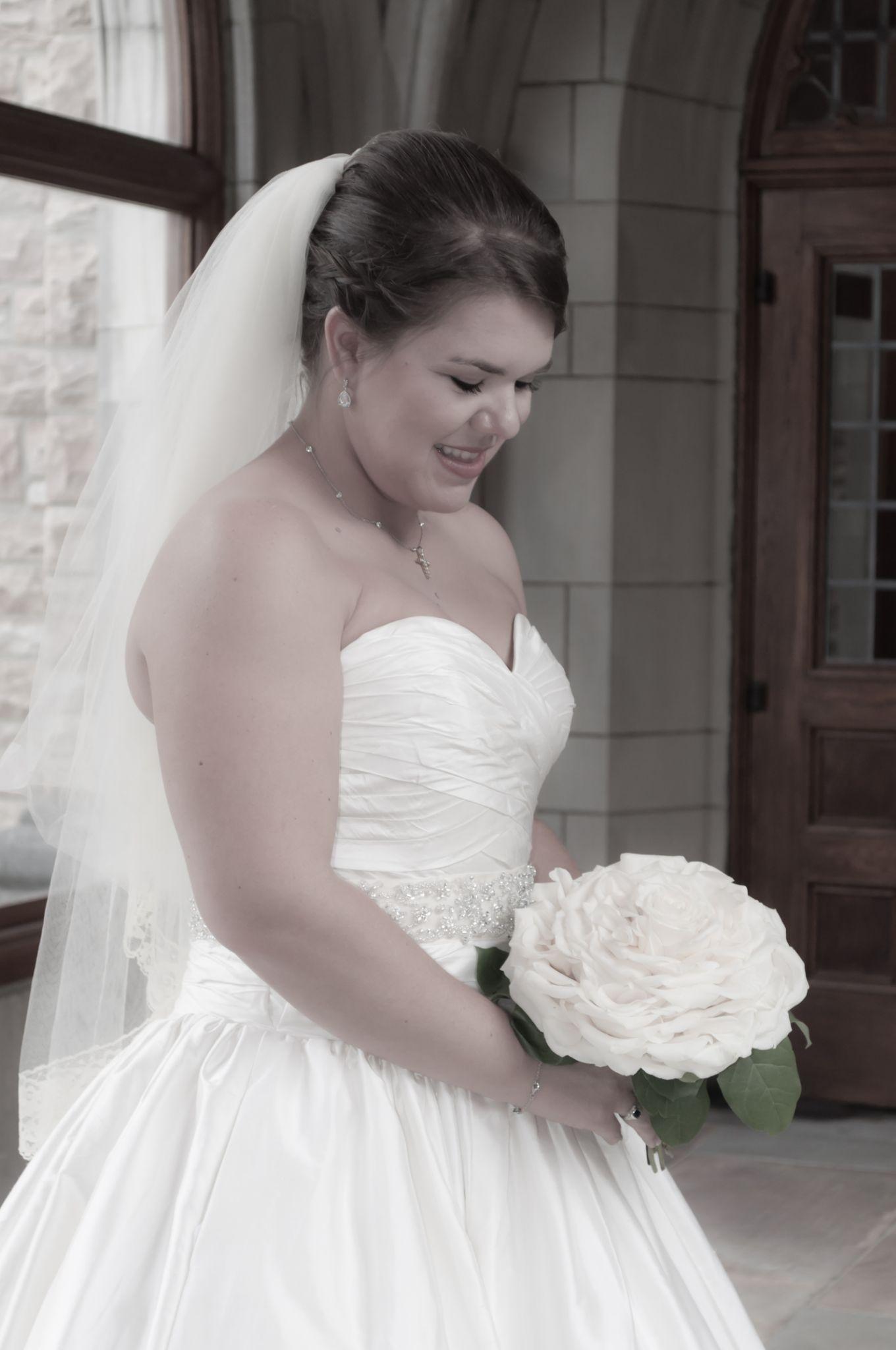 Bridal Portrait by jenmcwhirt