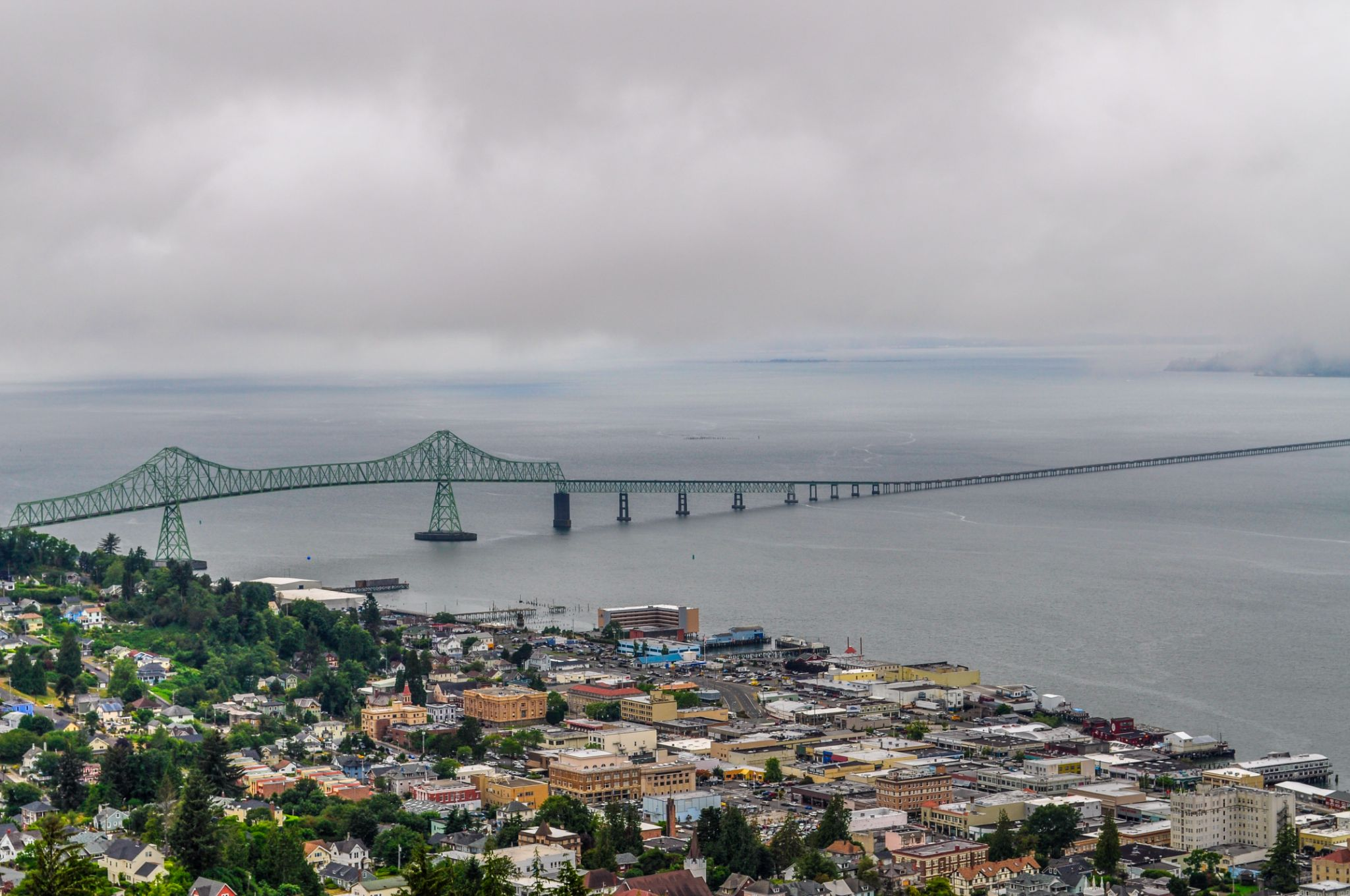 Astoria Bridge by jenmcwhirt