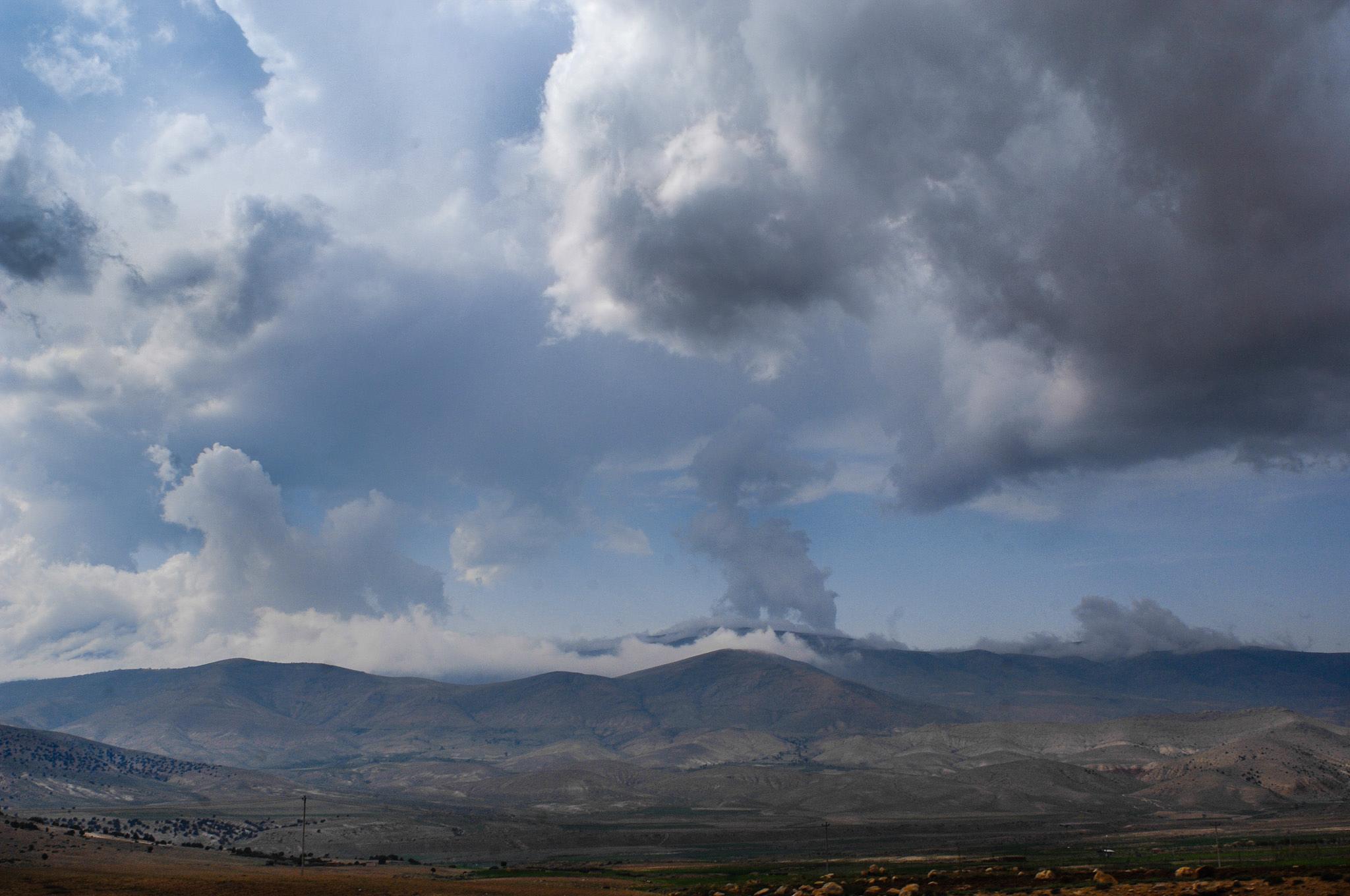 clouds by Mehrdad Bathaee