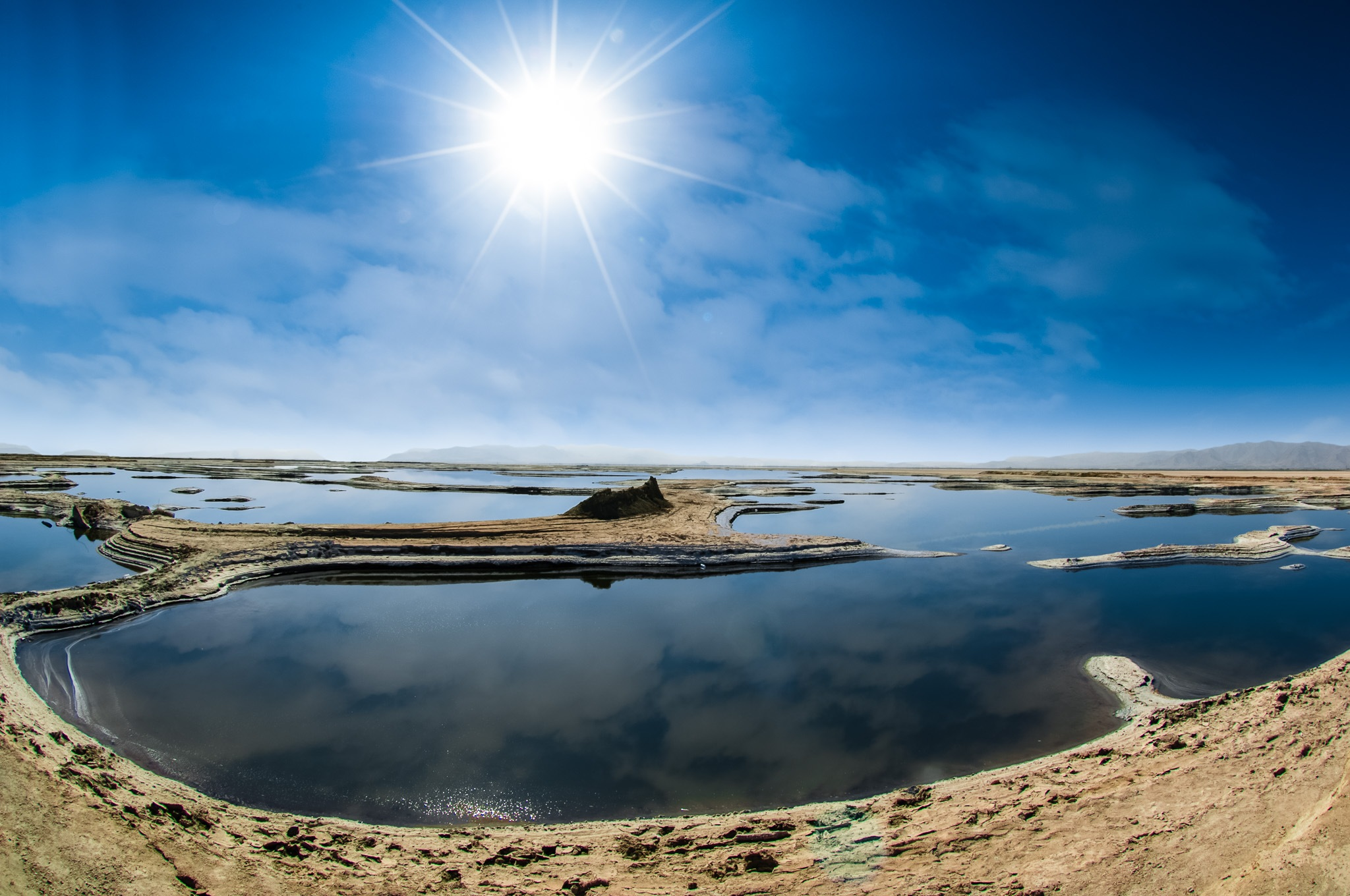 Thirsty Land by Mehrdad Bathaee