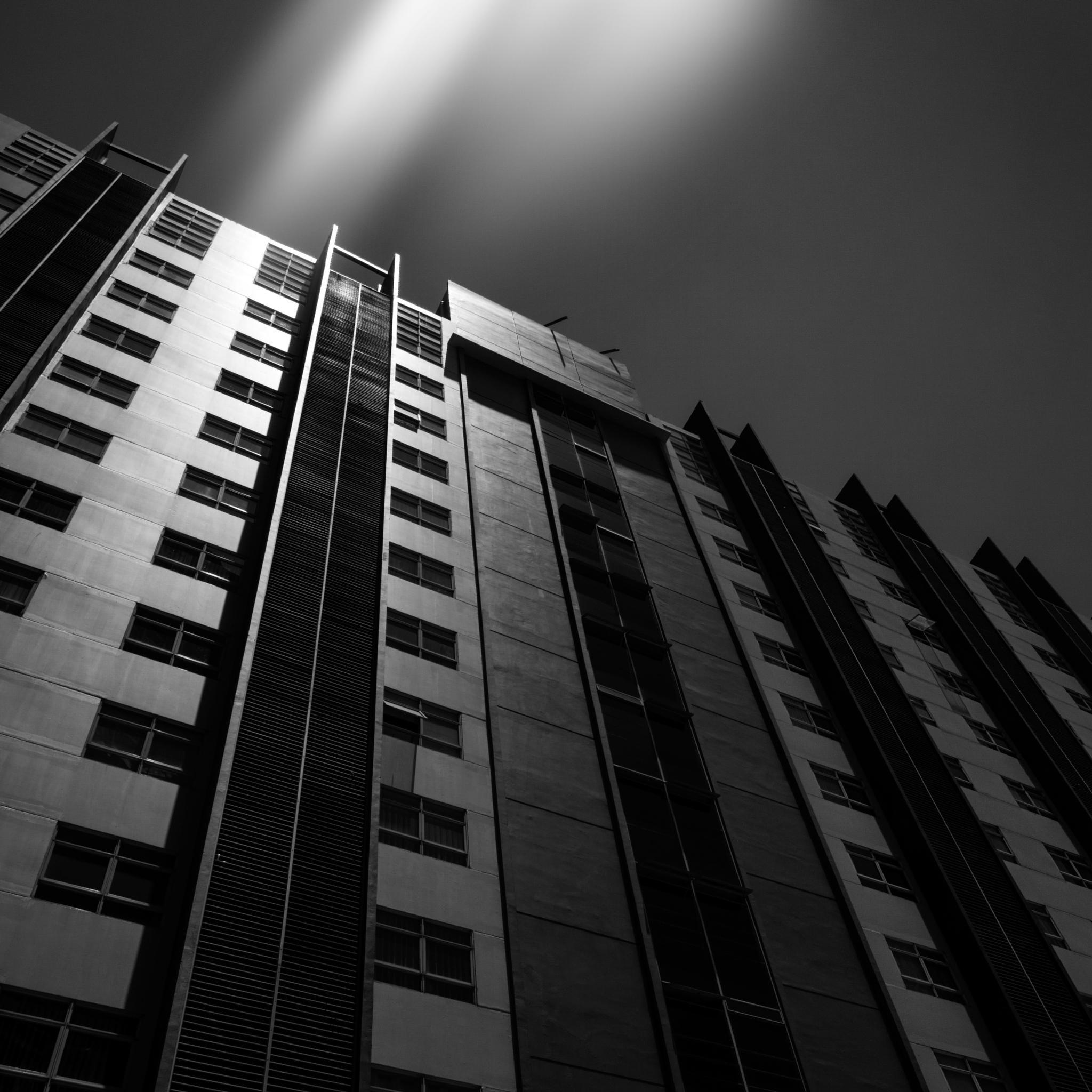 The higher ... by Daniel Tjongari