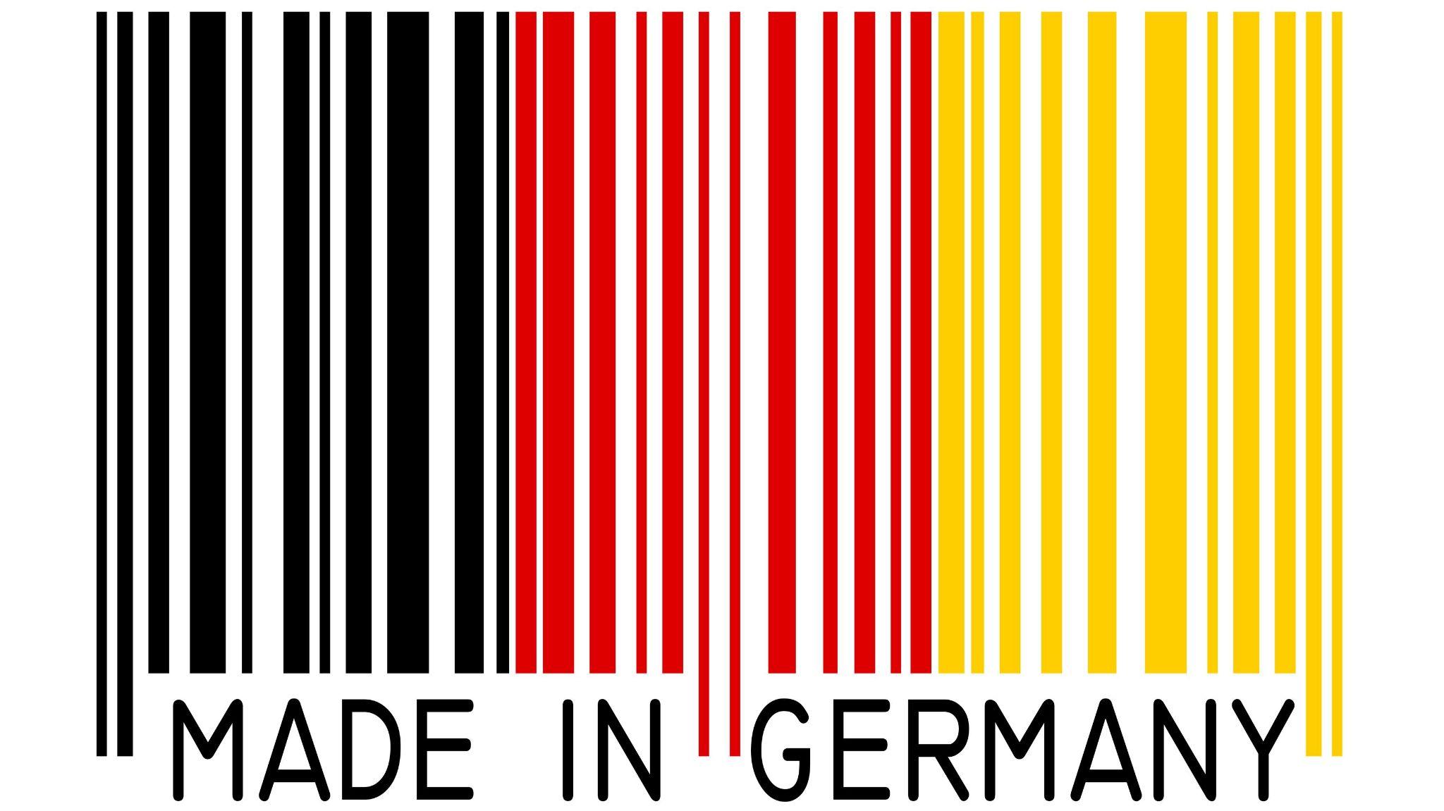 Made In Germany Logo by Mustafa Abbas