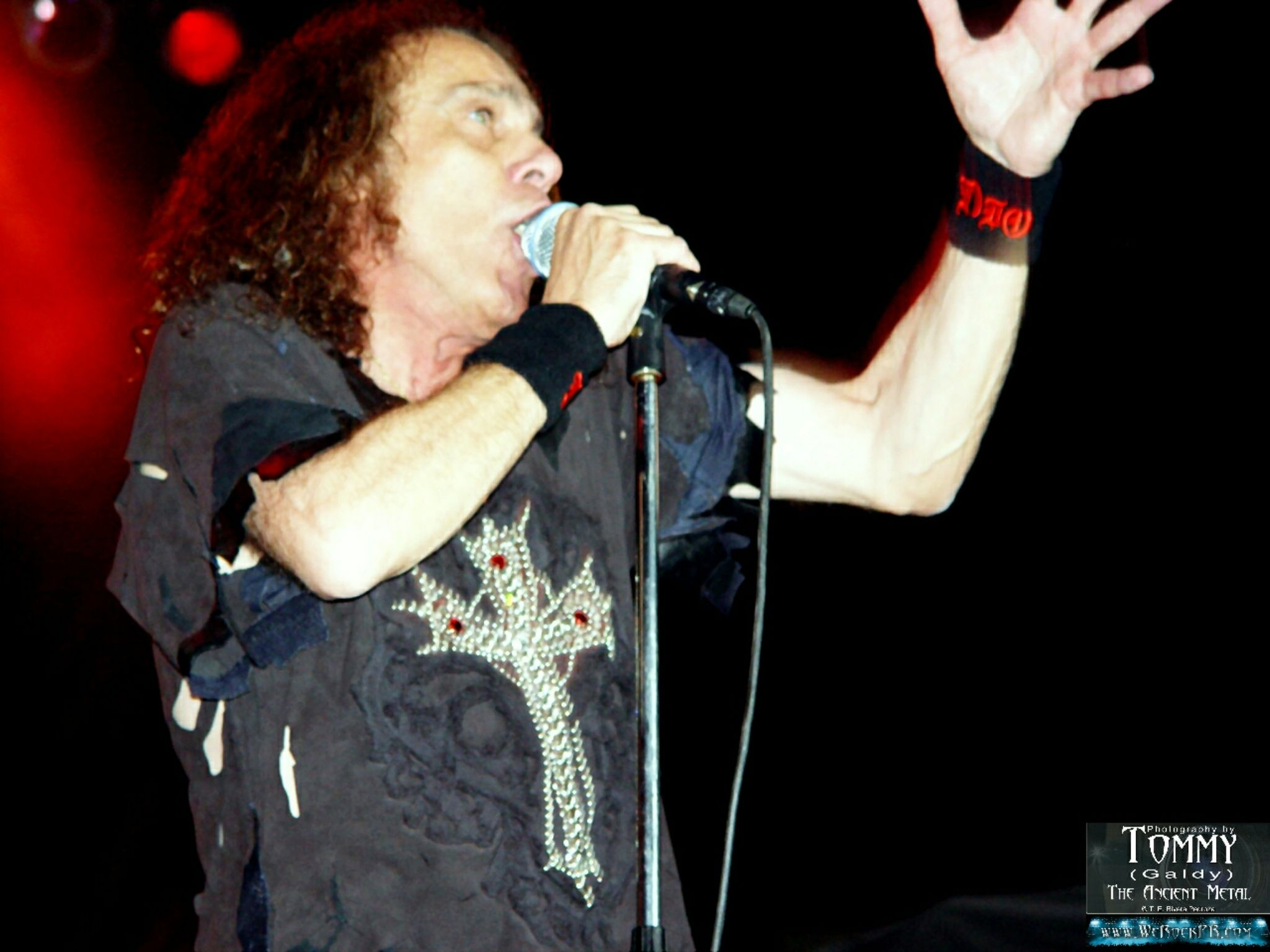 Ronnie James Dio by Galdy Tommy Rivera