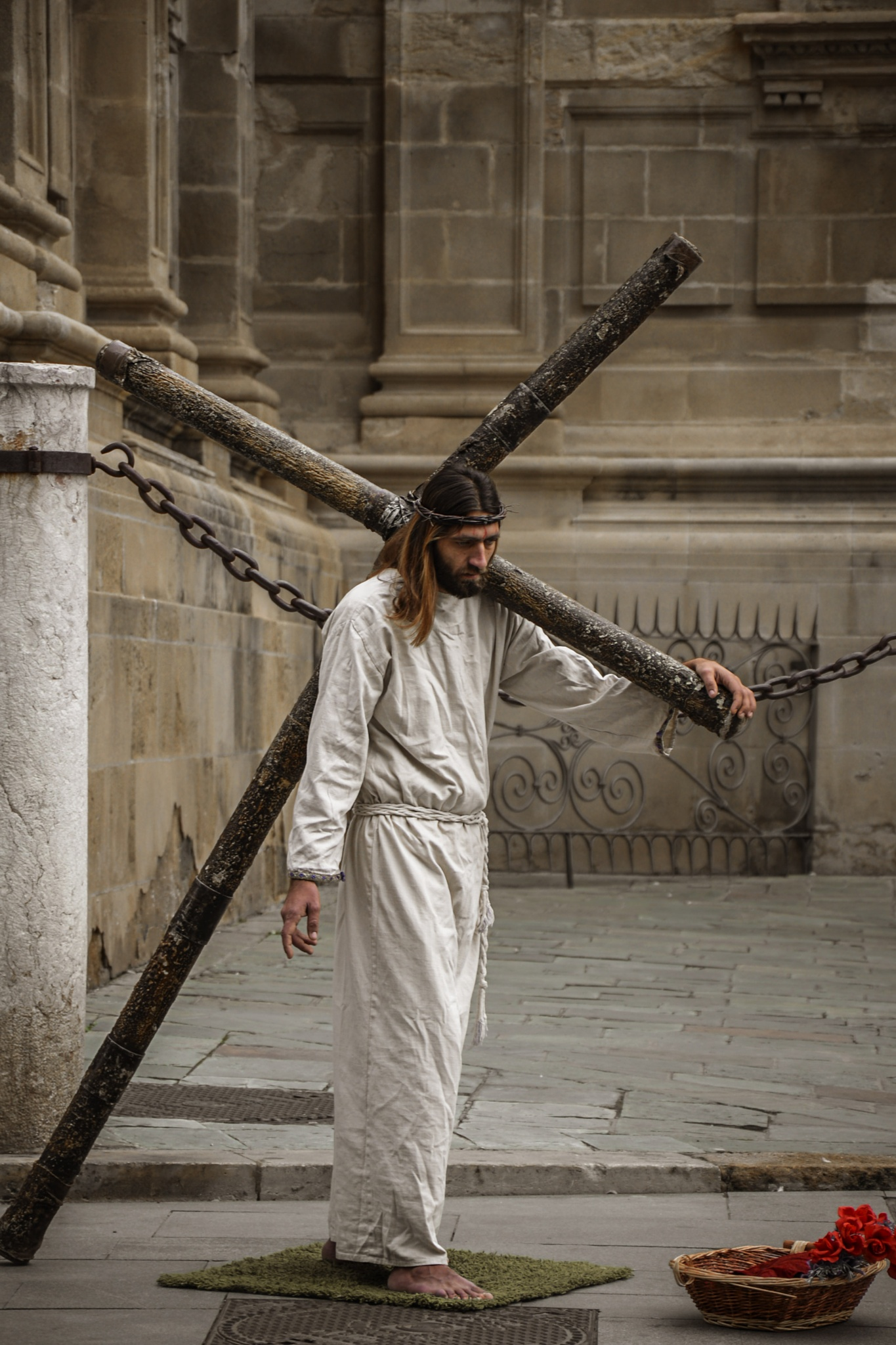 Dios existe by Curro Medina