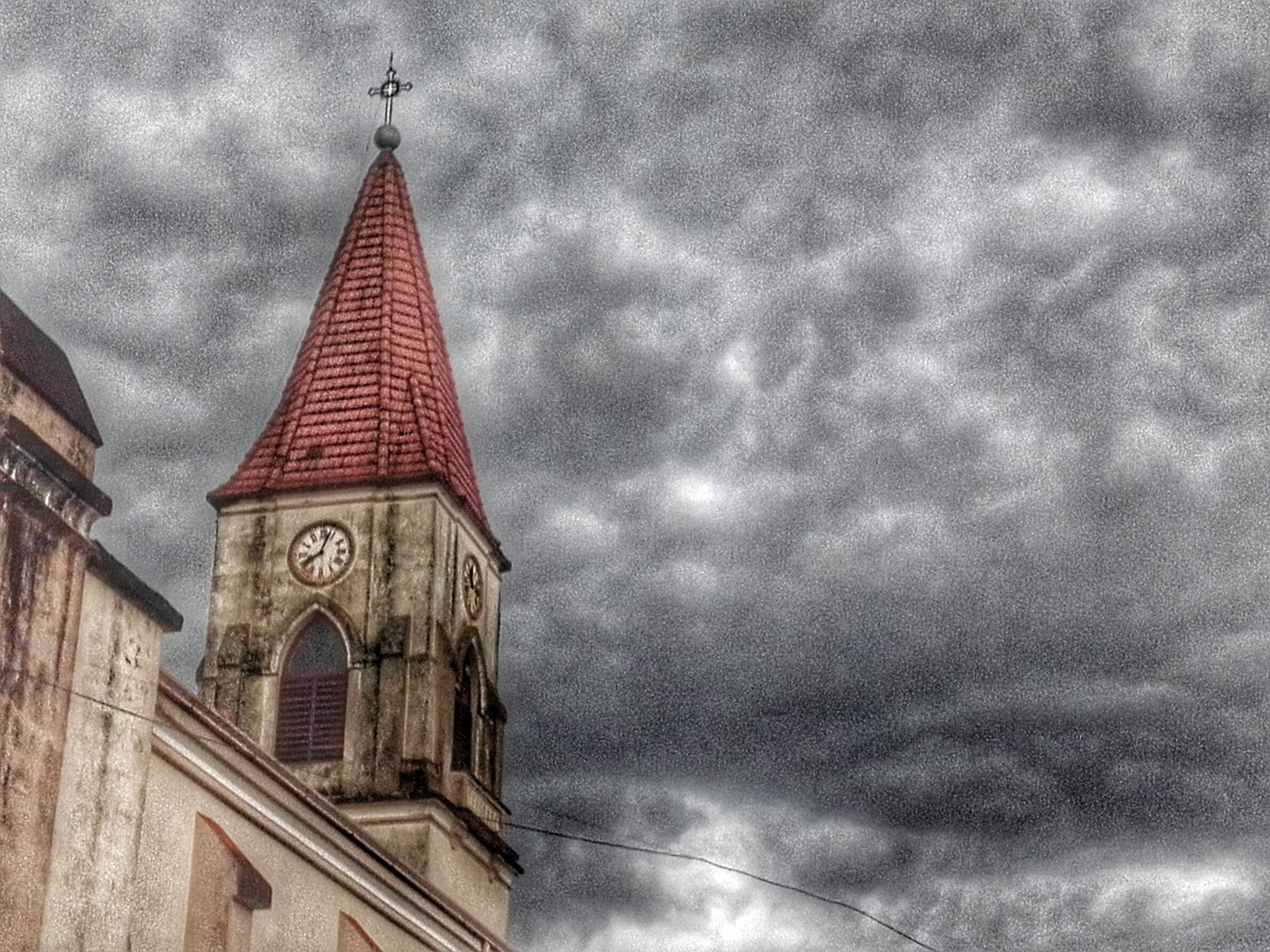 A igreja  by Alexandre