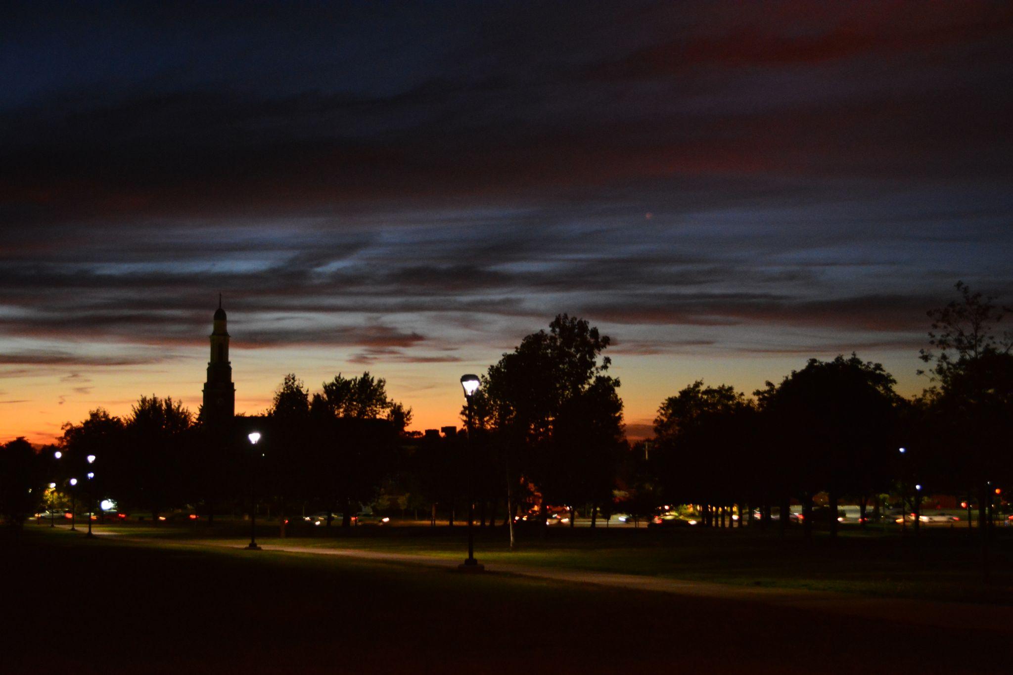 The dark part of twilight by Sayem M A Shah