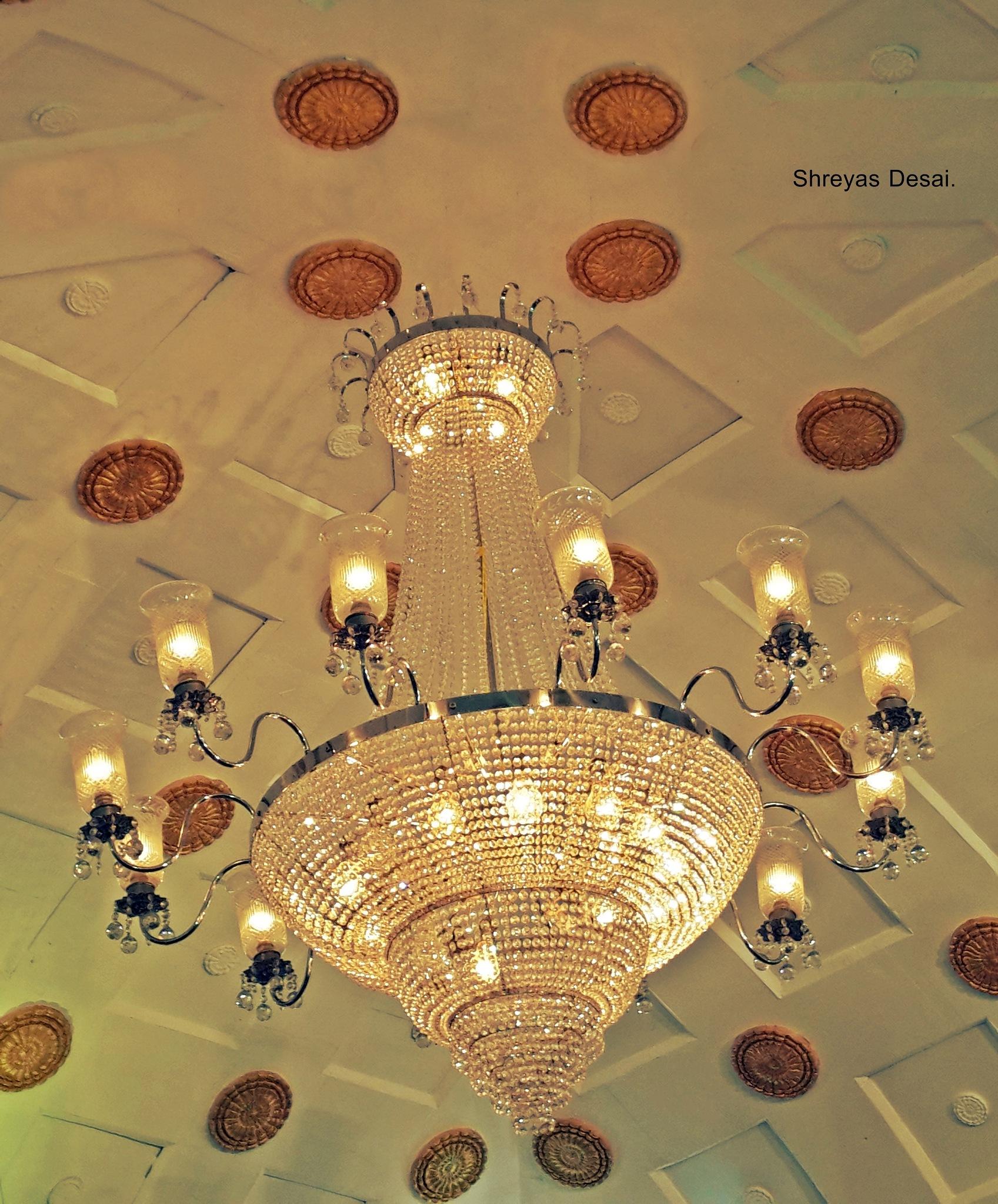 Chandelier  by Shreyas Desai