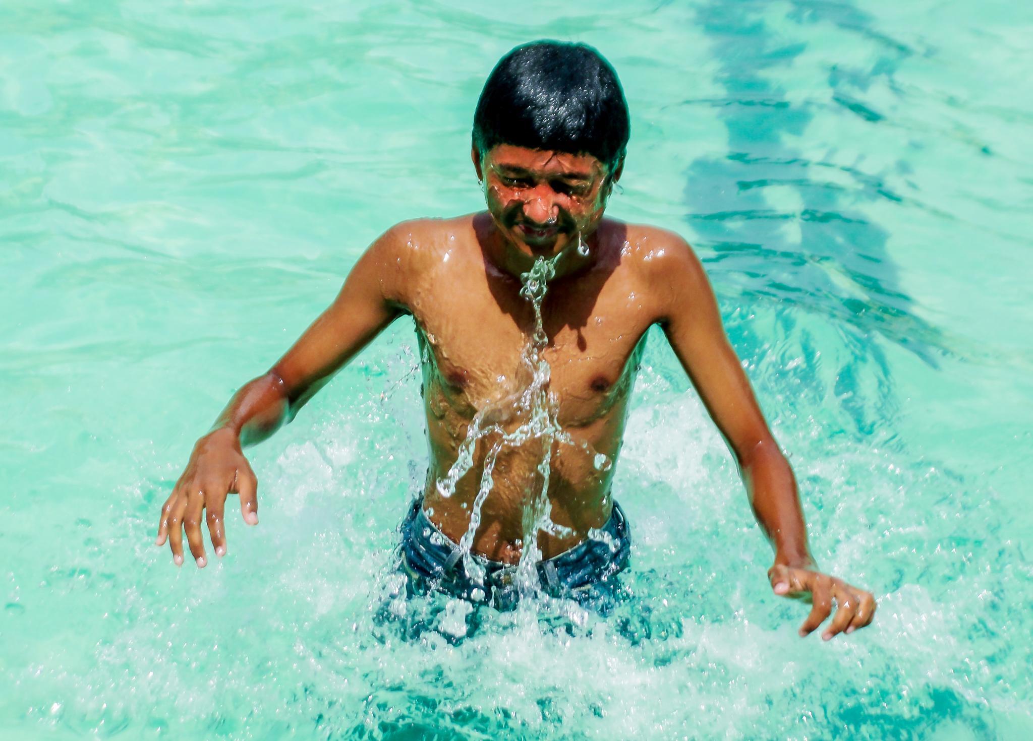 Splash! by Mahamudul Hasan