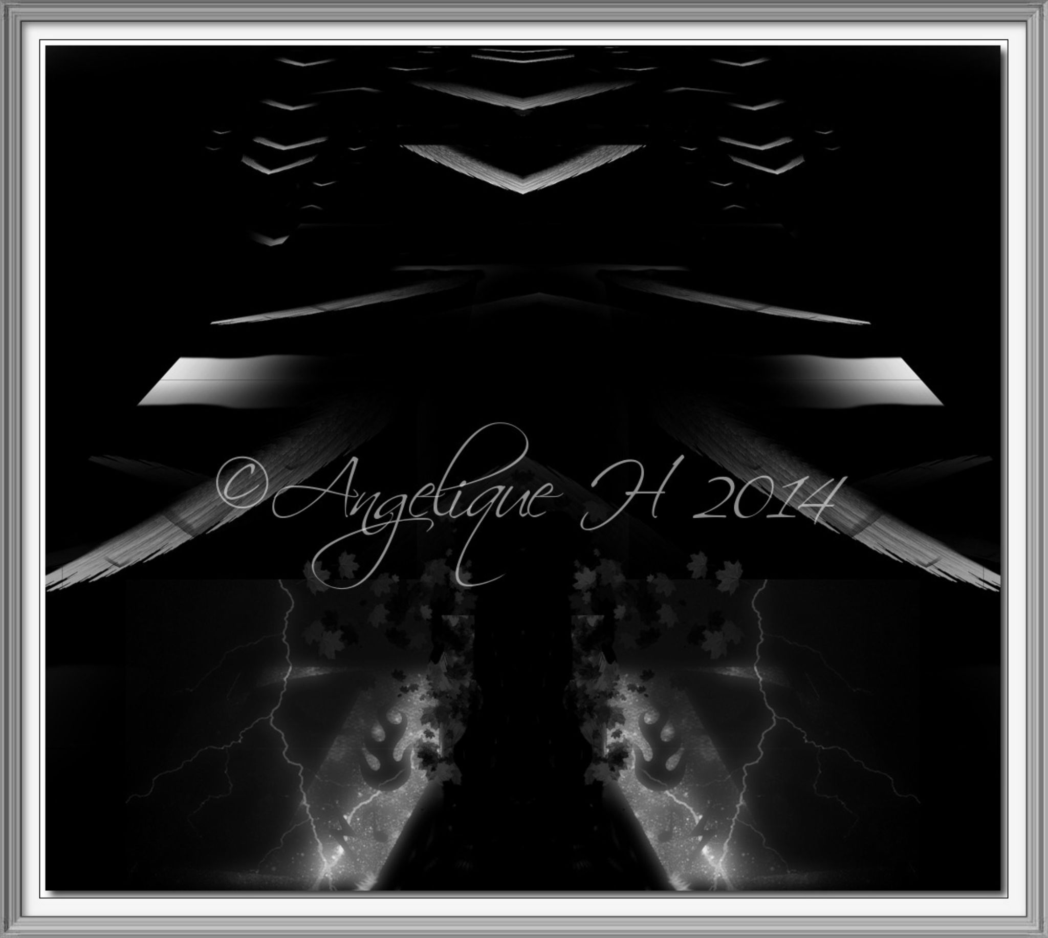 Framed,Sunglasses Creation-3d view (4) shadowed, detailed,,3d view wing fractal fan,(8)( my own wing by AngeliqueH