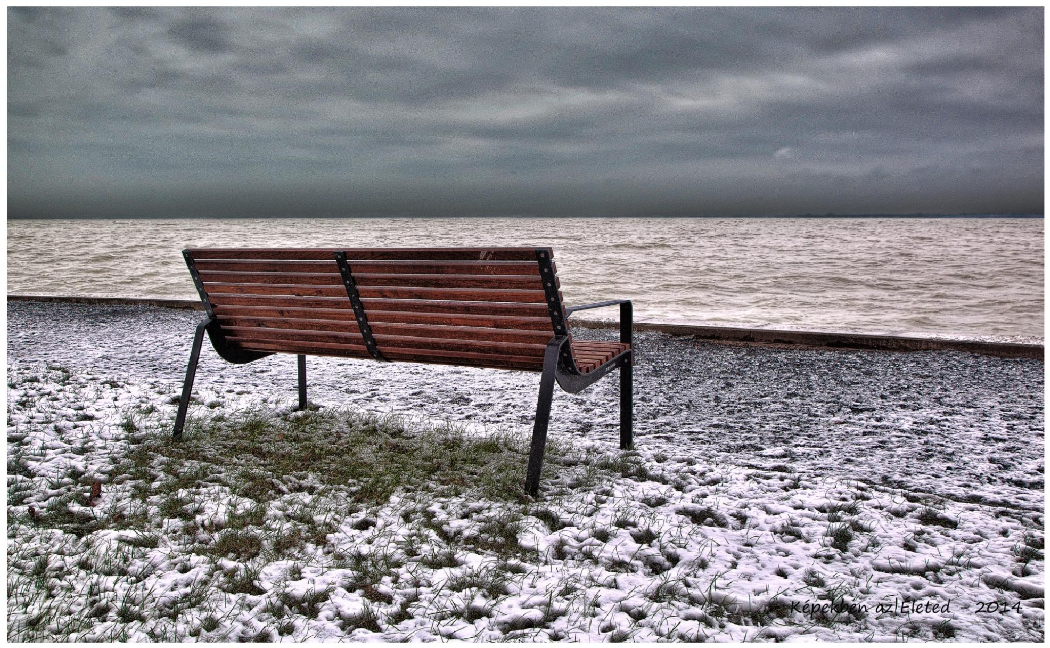 Calmness by Tibor Sari