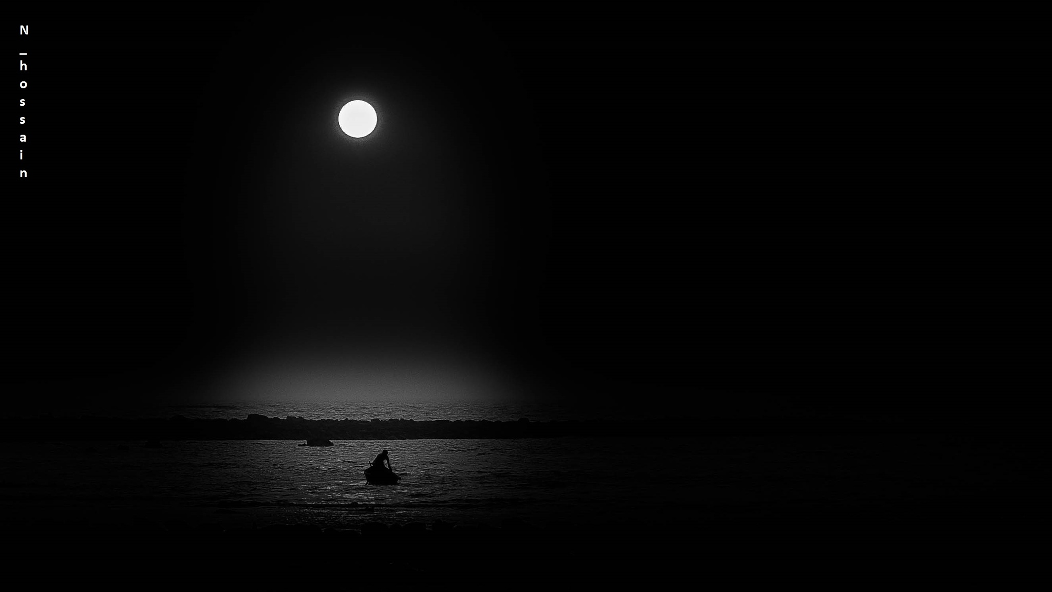 Moonlight by Nazmul Hossain