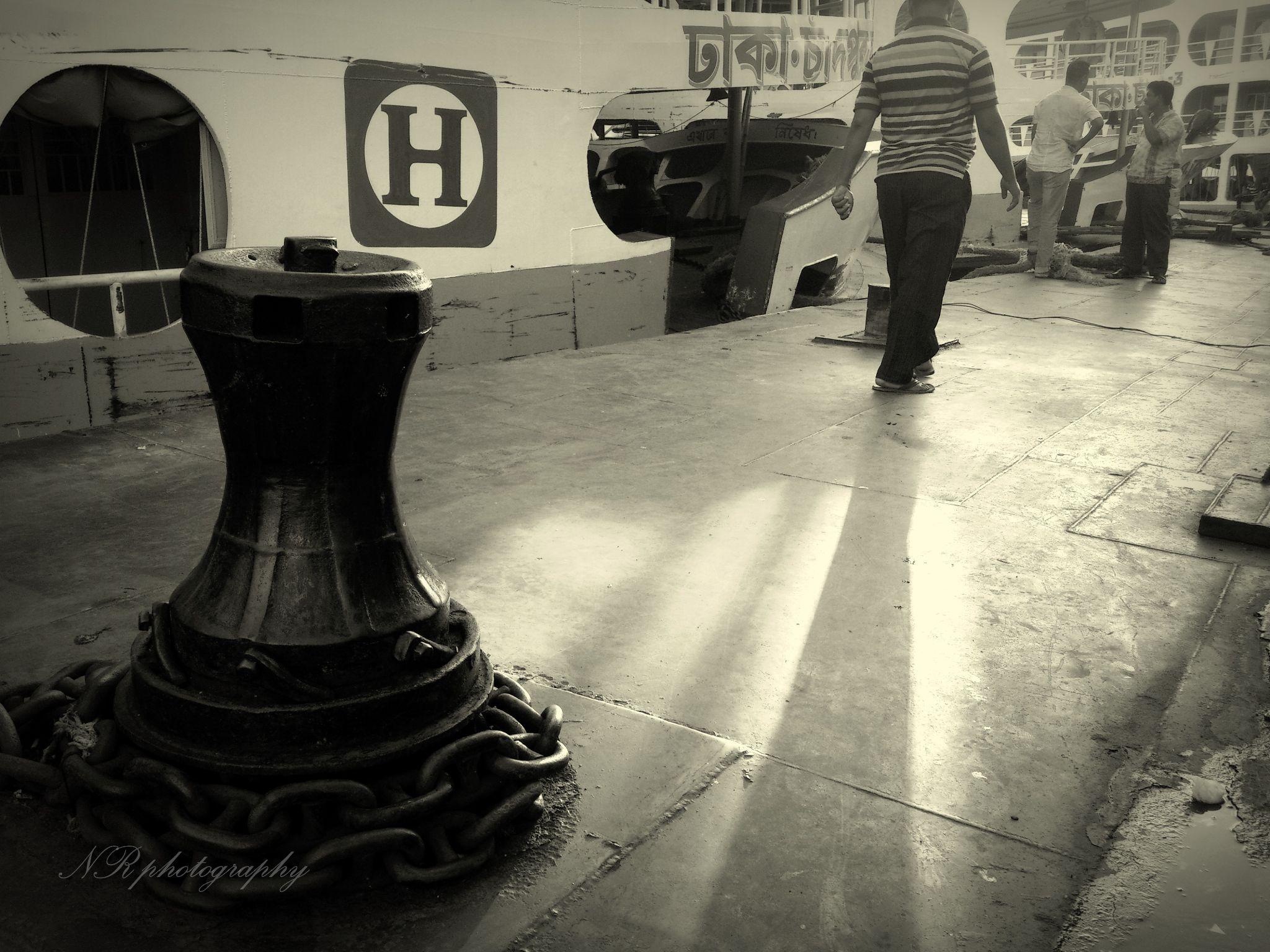 পাটাতন...।। by Nasim Reza