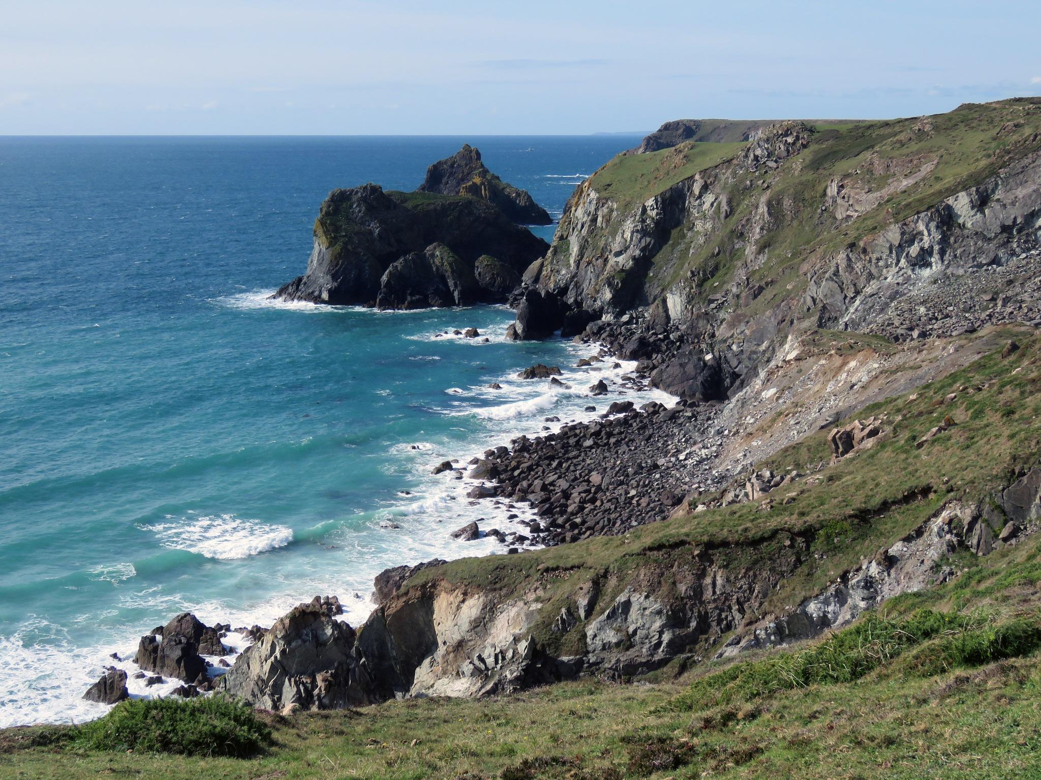 Cornwall coast by Nige Photography