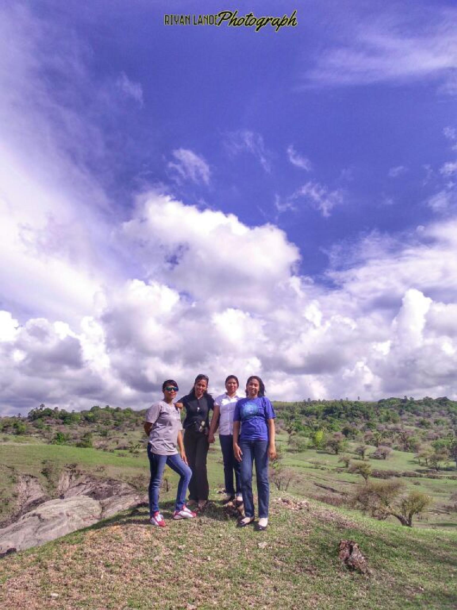 the four ladies by riyan lanoe