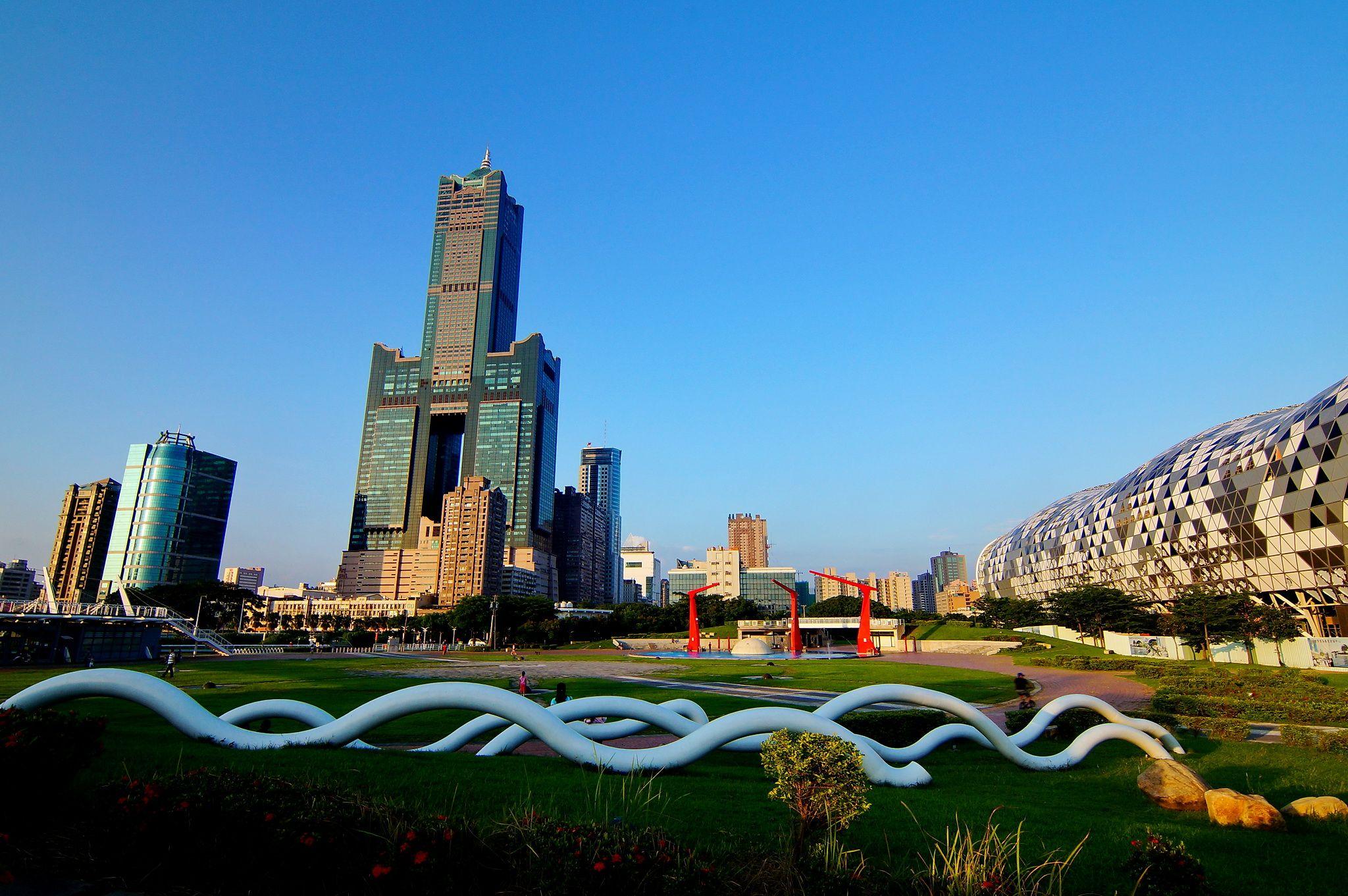 高雄85大樓 by chenxhao50