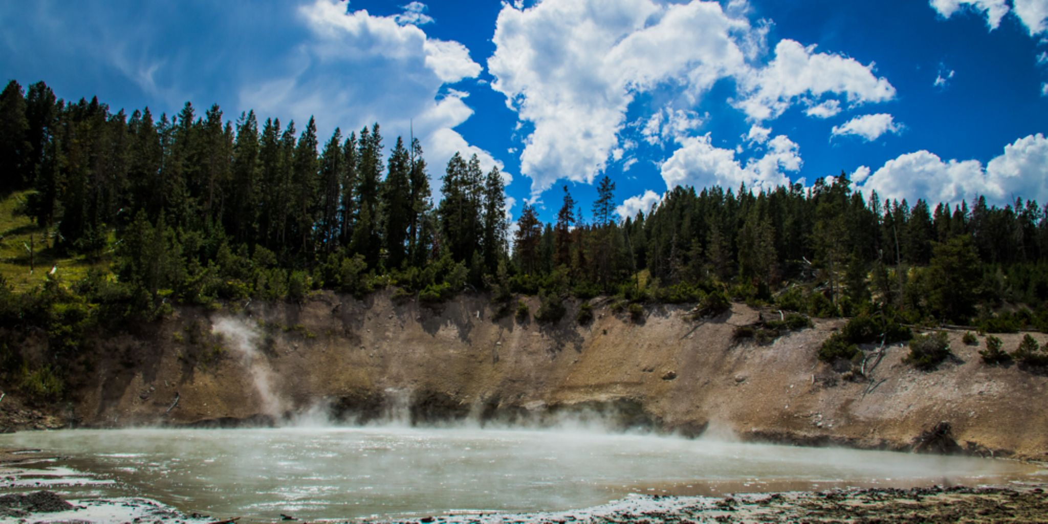 Yellowstone National Park by BSRsPhotography