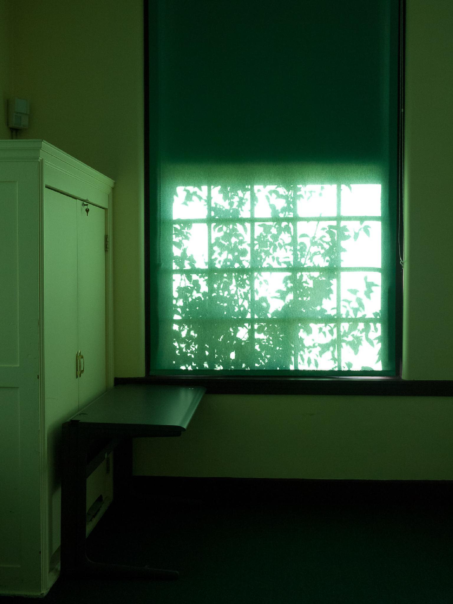 Green Room by Leann