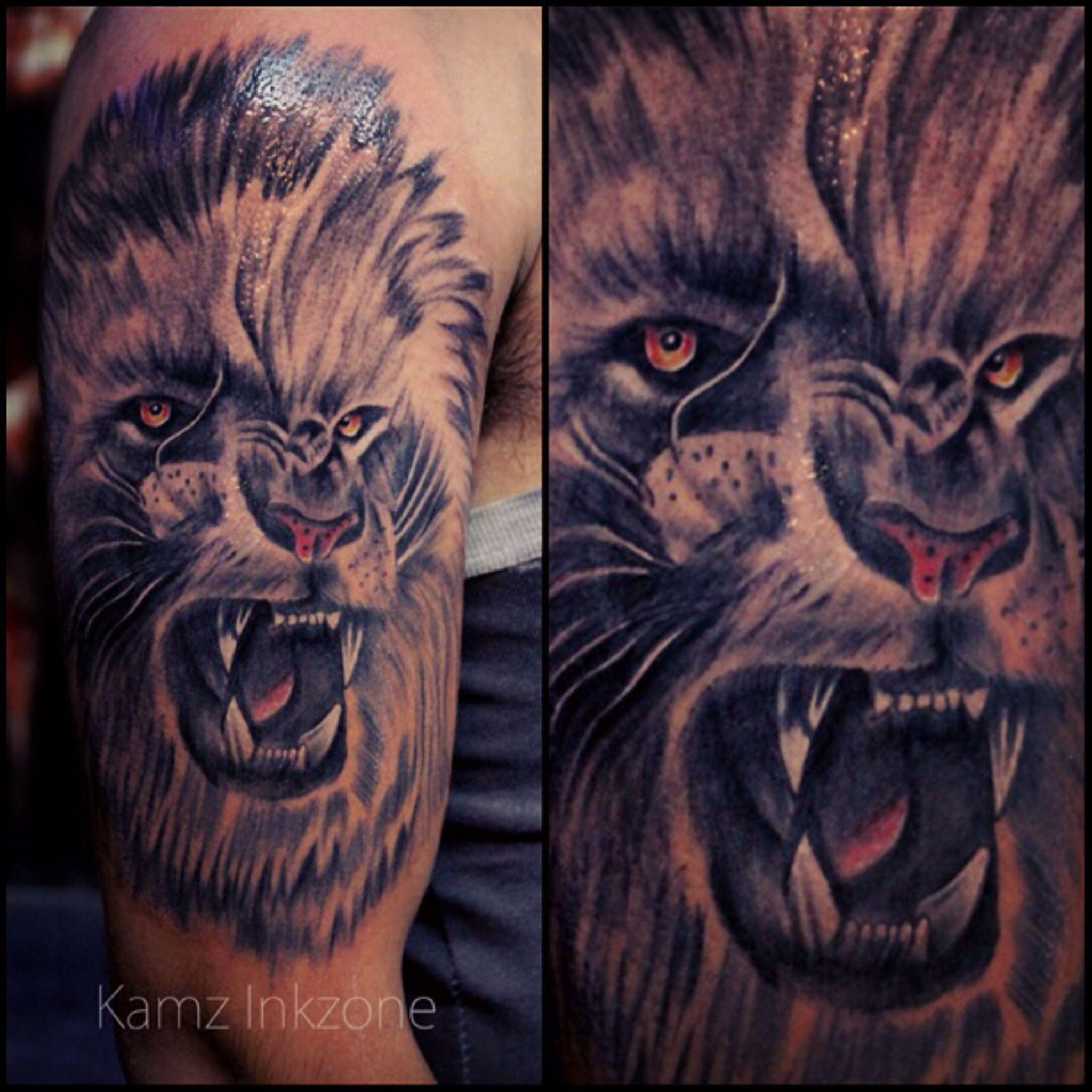 kamzinkzone tattoos  by kamz.inkzone