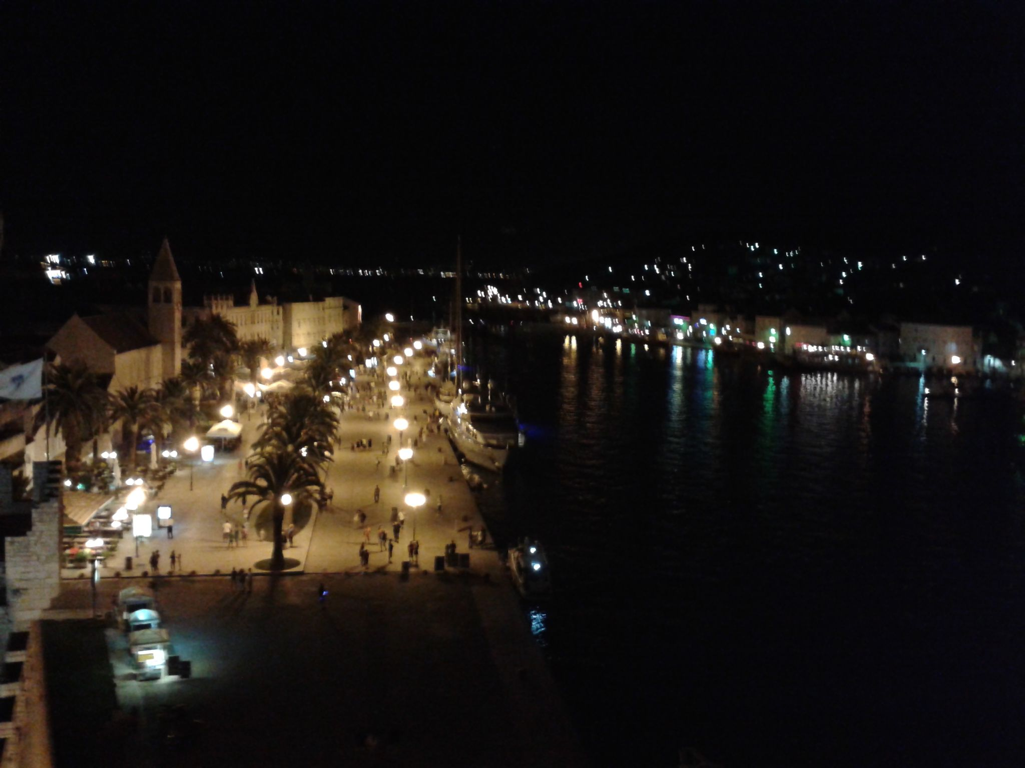 Habour in the night. by CB PICS