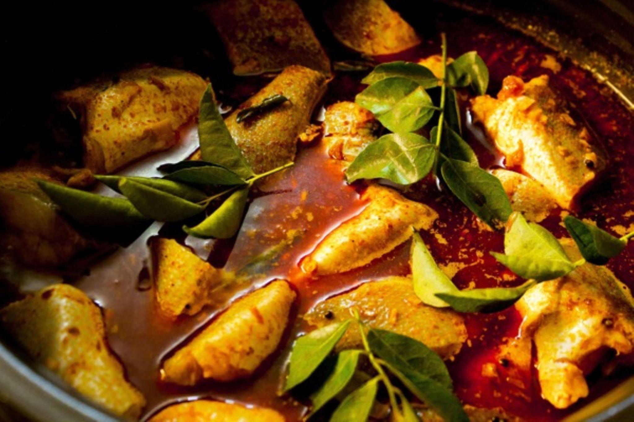 fish a great dish by Laddi Gill