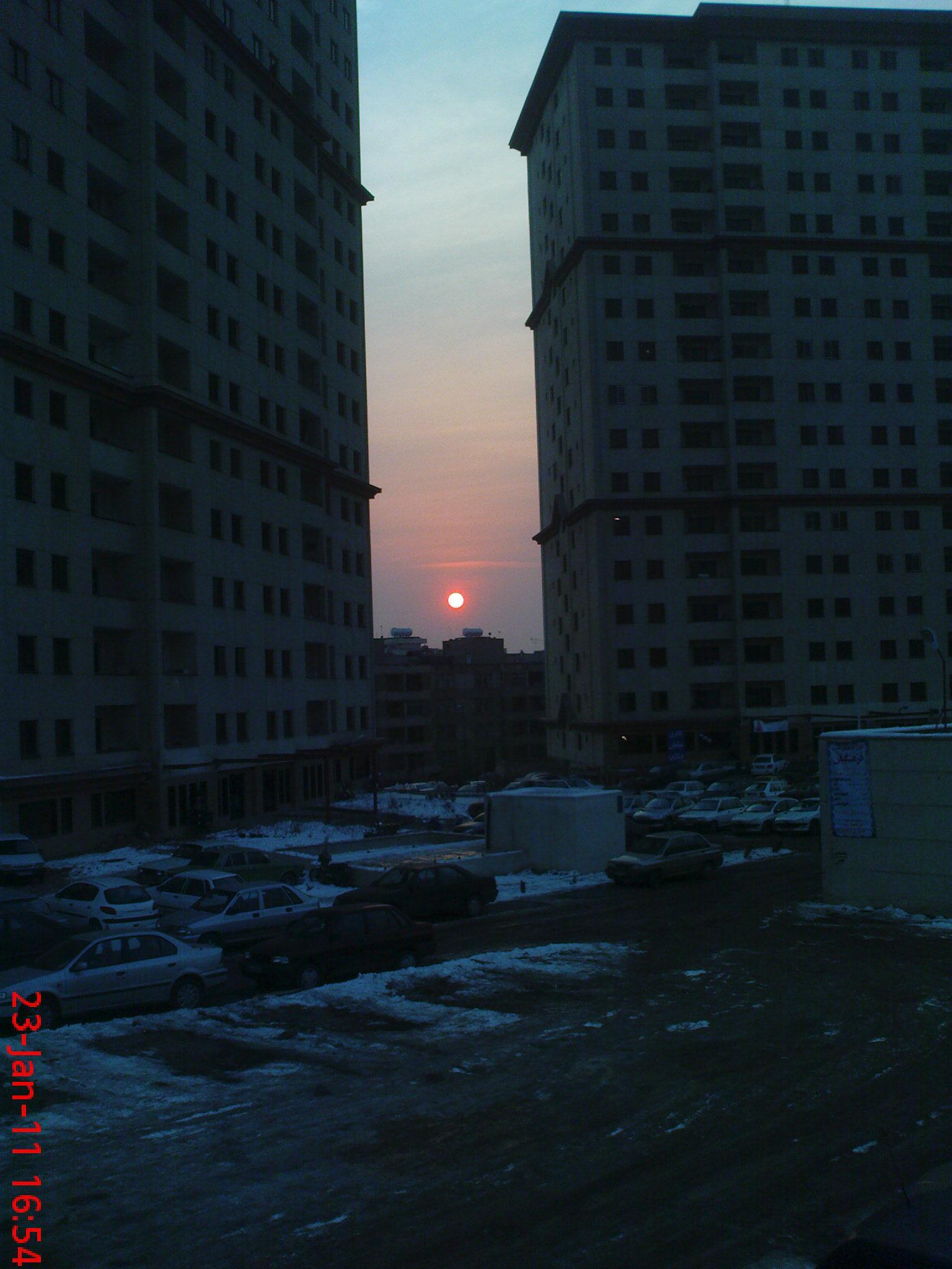 Photo in Random #sunset   view