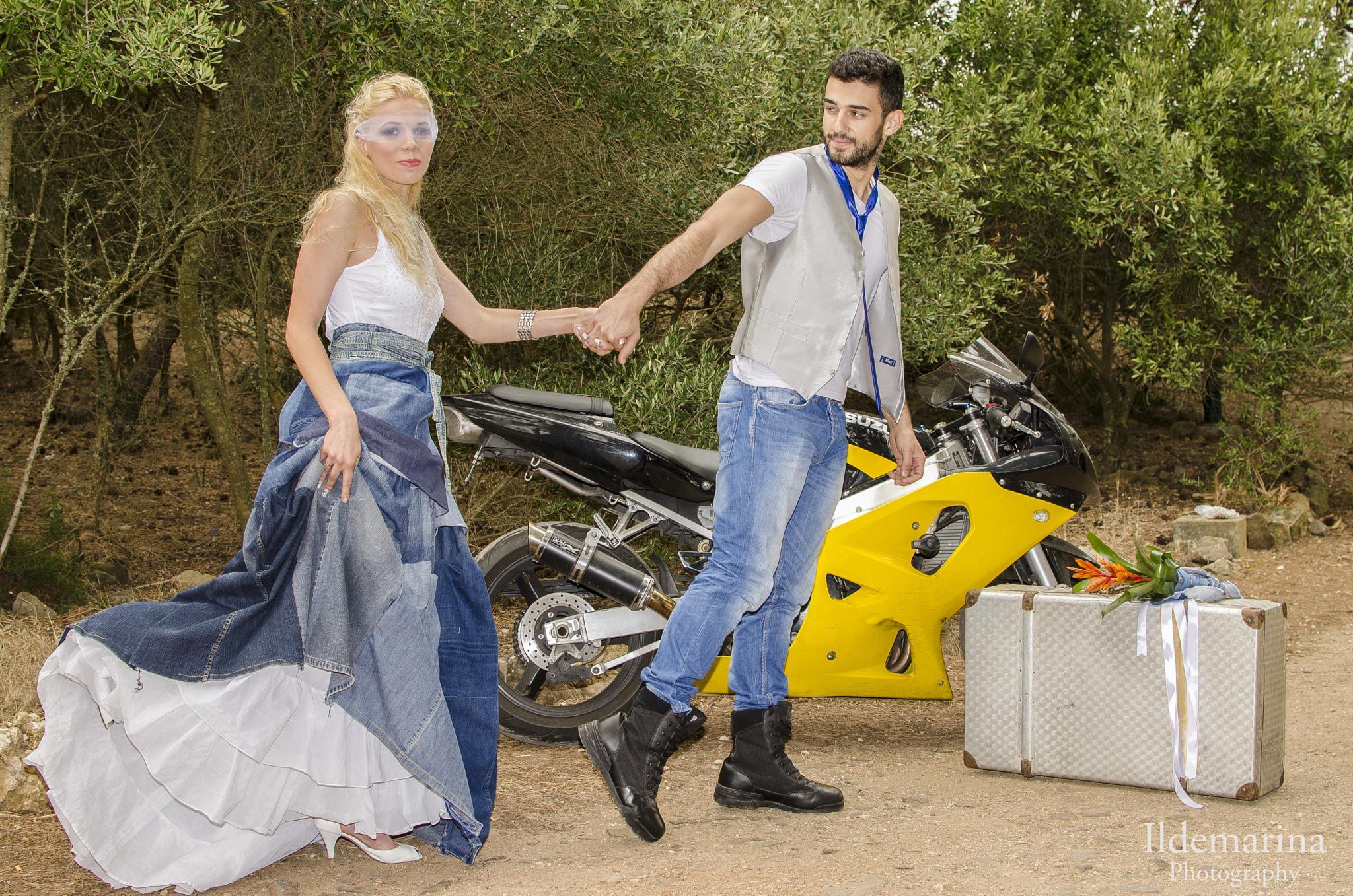 Engaged on the run by Ildemarina