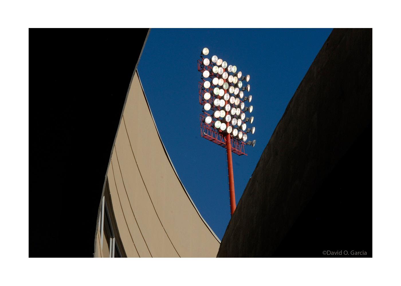 Stadium Lights by David Garcia