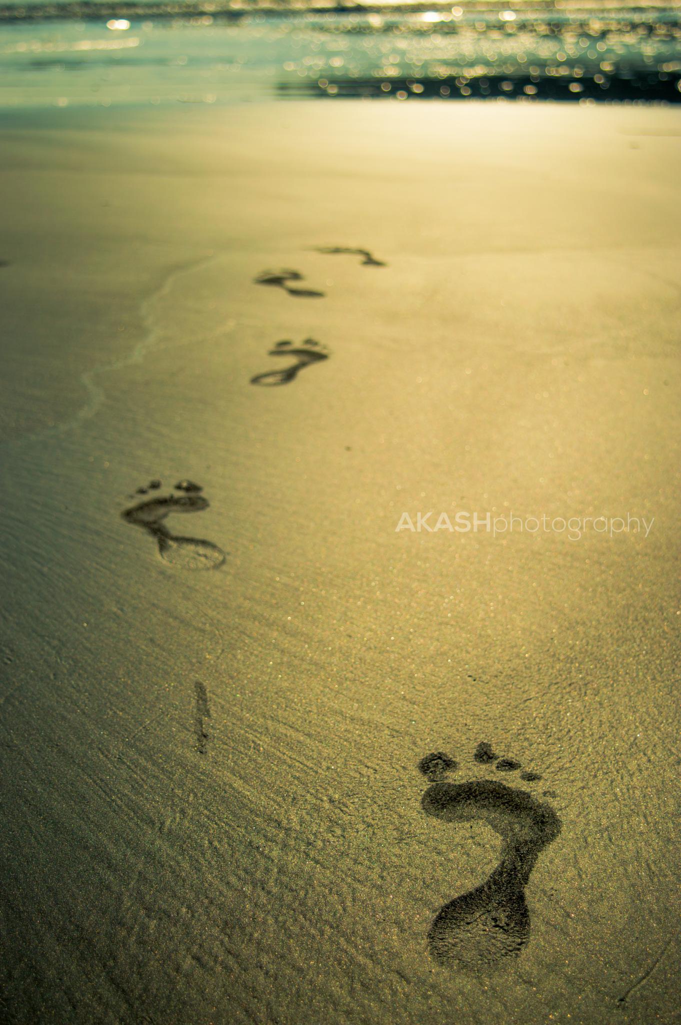 Towards a Beginning by Akash Ramrajan