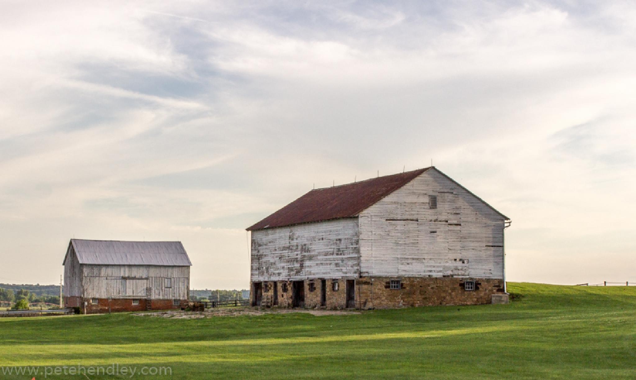 Iowa Barns by Pete Hendley Photography