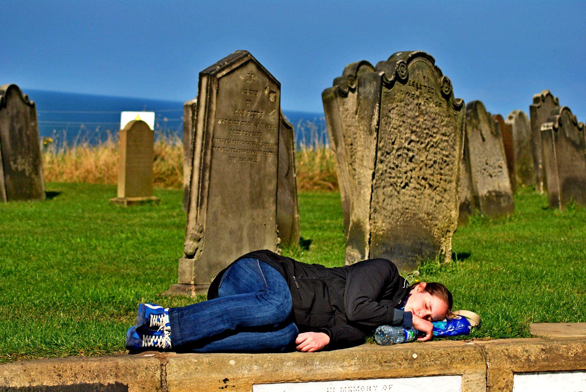 Dead  tired by gordon simpson