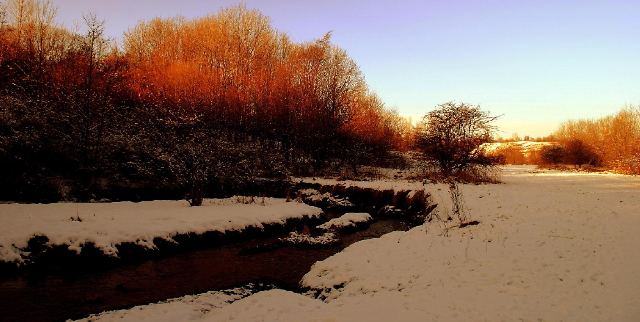 Still  the  river   flows by gordon simpson