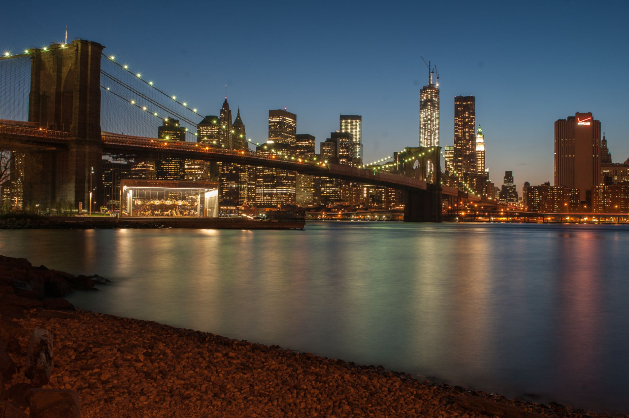 The City That Never Sleeps by George Pruitt