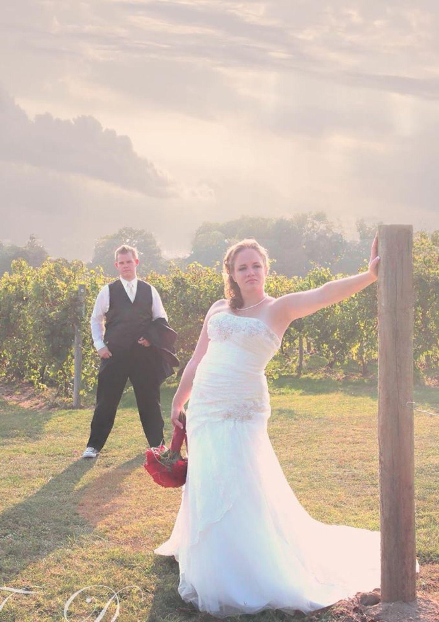 Vineyard Wedding by TammyDavis13