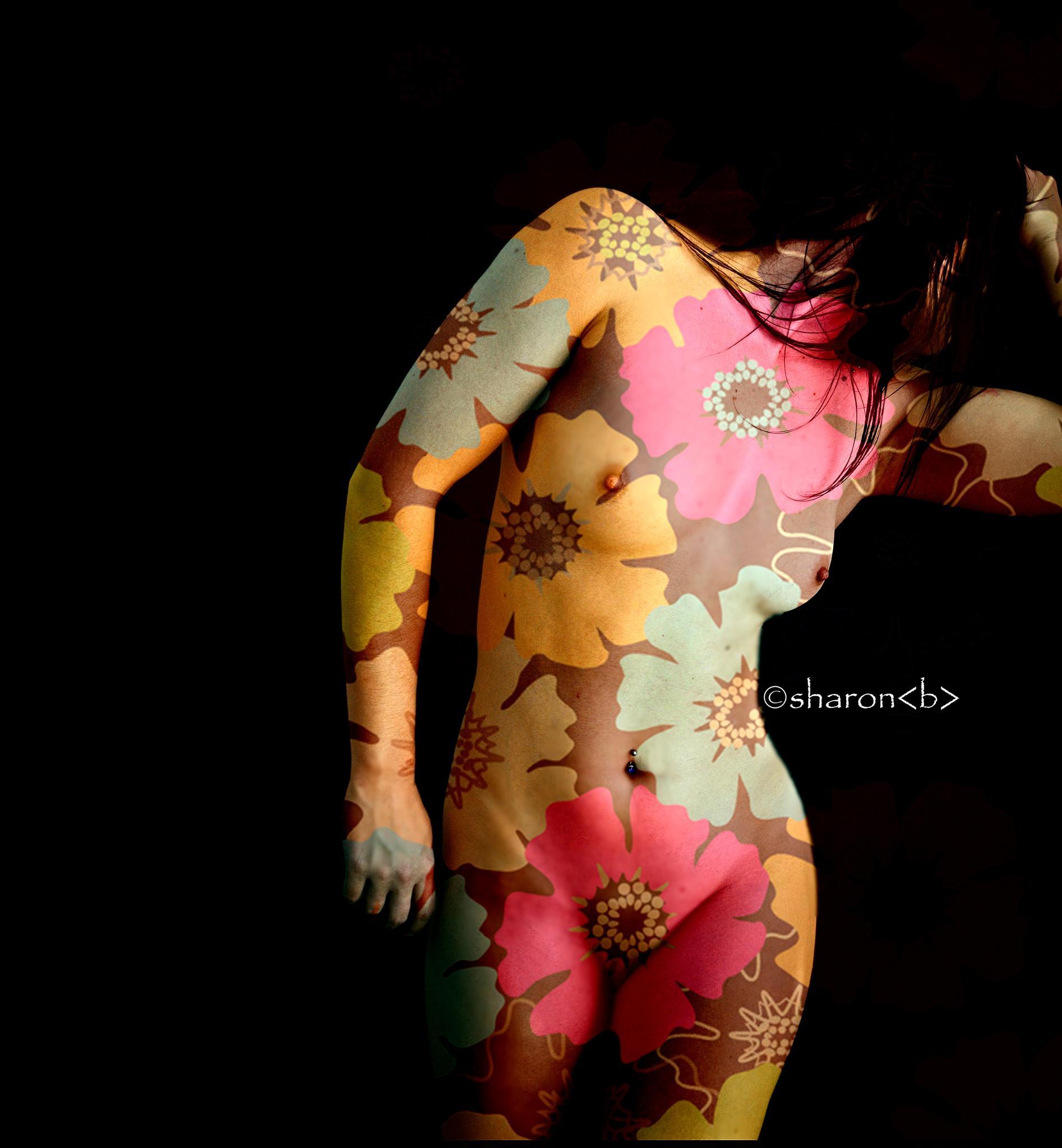 Flora Body by sharonbphotography