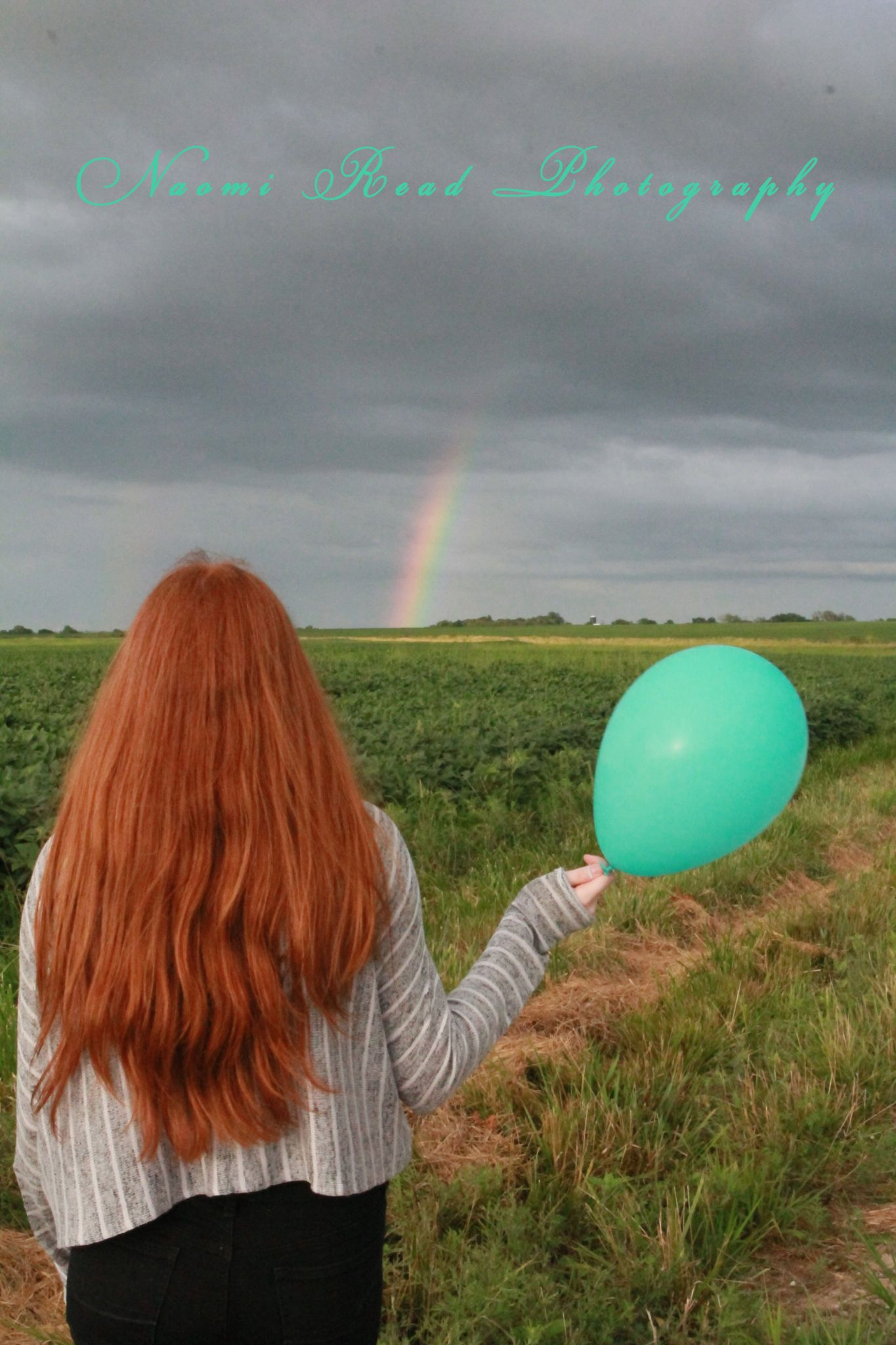 Somewhere over the rainbow by NaomiRead